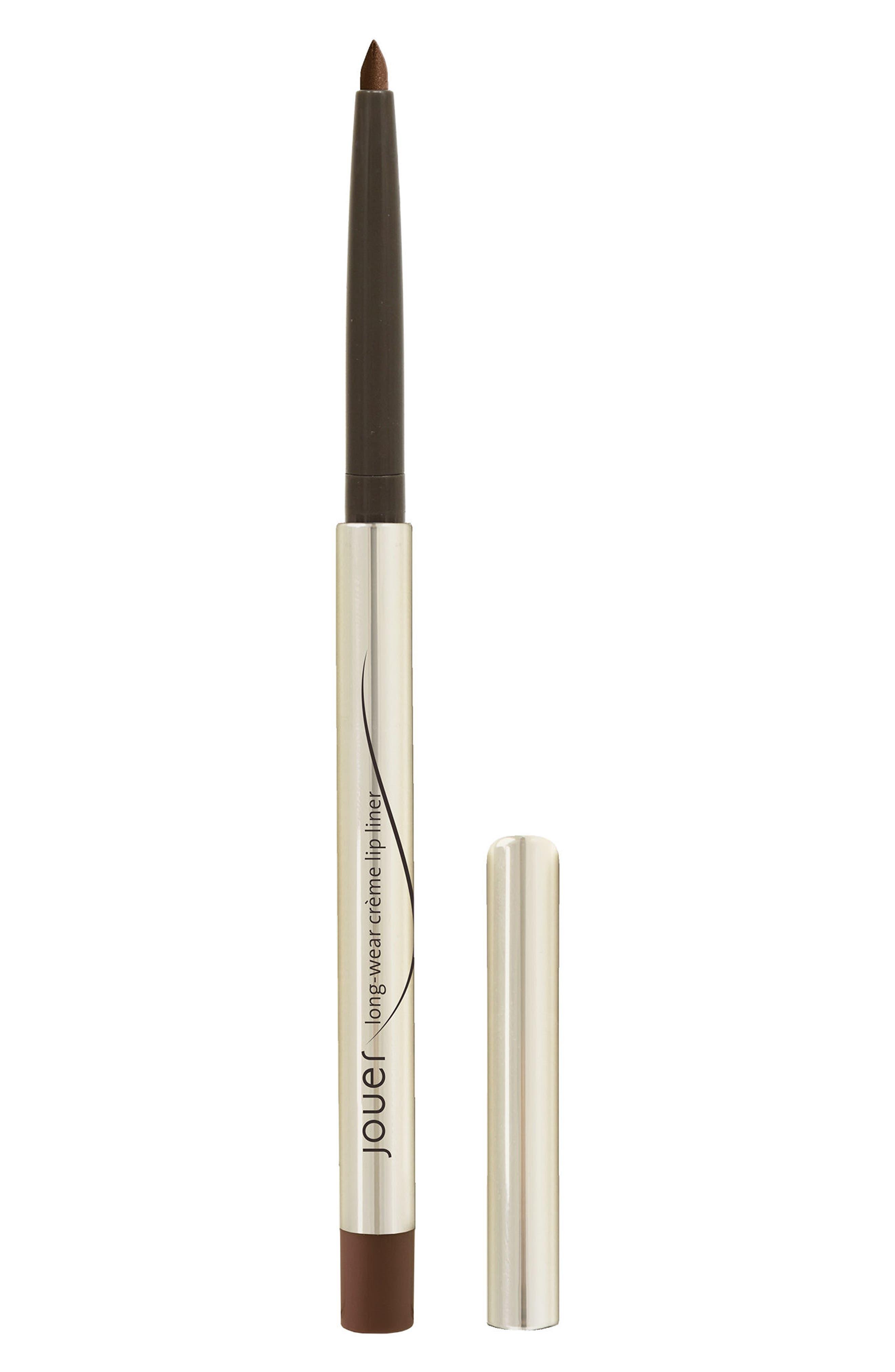 Long-Wear Crème Lip Liner,                             Main thumbnail 1, color,                             ESPRESSO