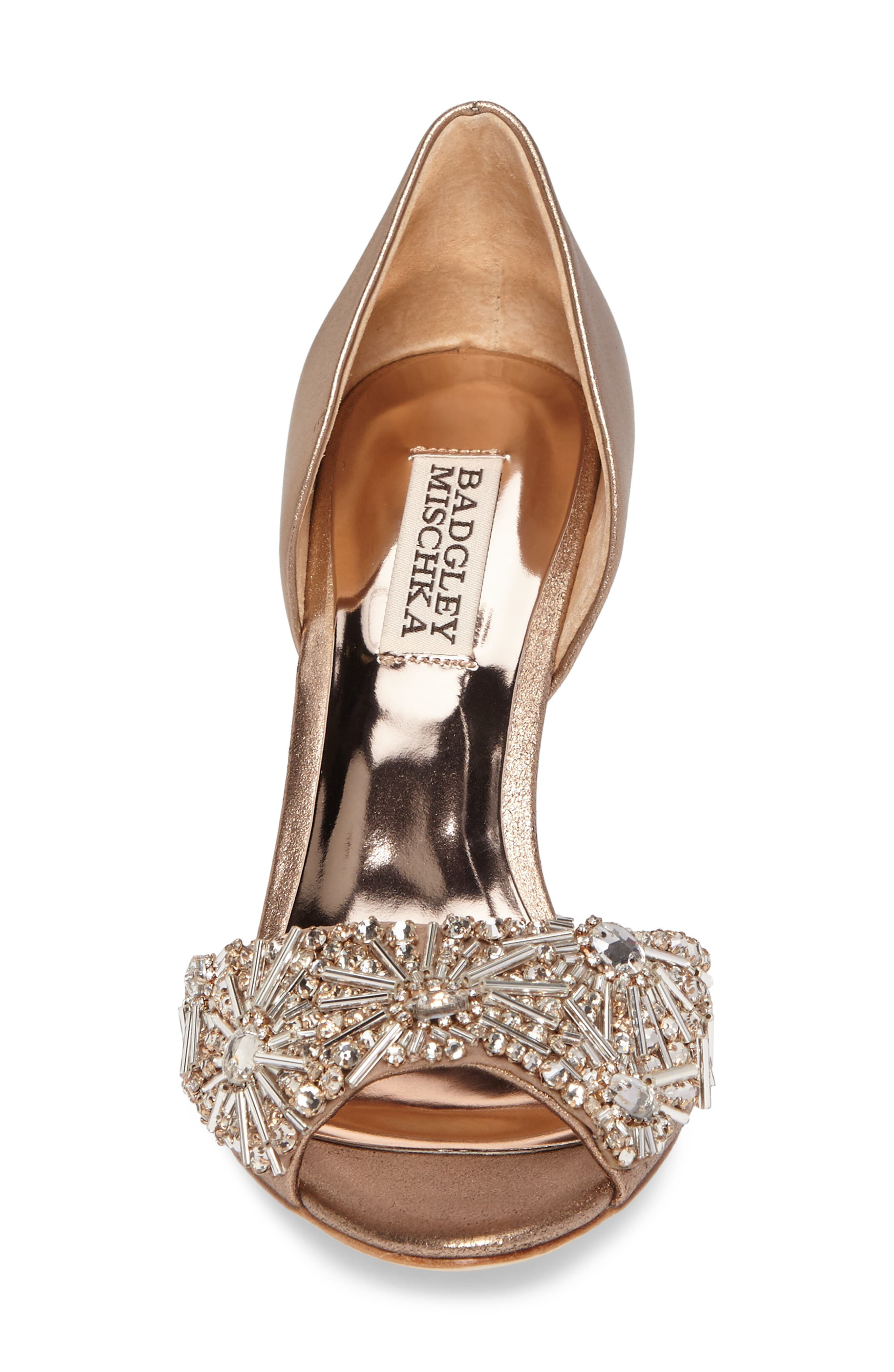 Maria Embellished d'Orsay Pump,                             Alternate thumbnail 23, color,