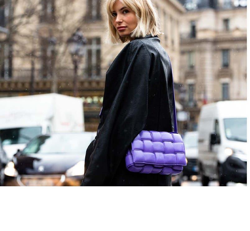 New designer handbags.