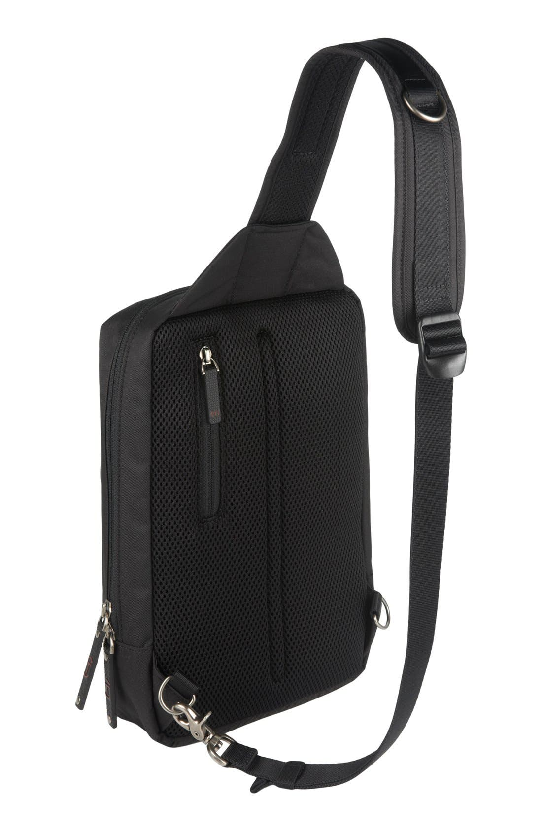 T-Tech by Tumi 'Icon - Newton' Sling Backpack,                             Alternate thumbnail 3, color,                             002