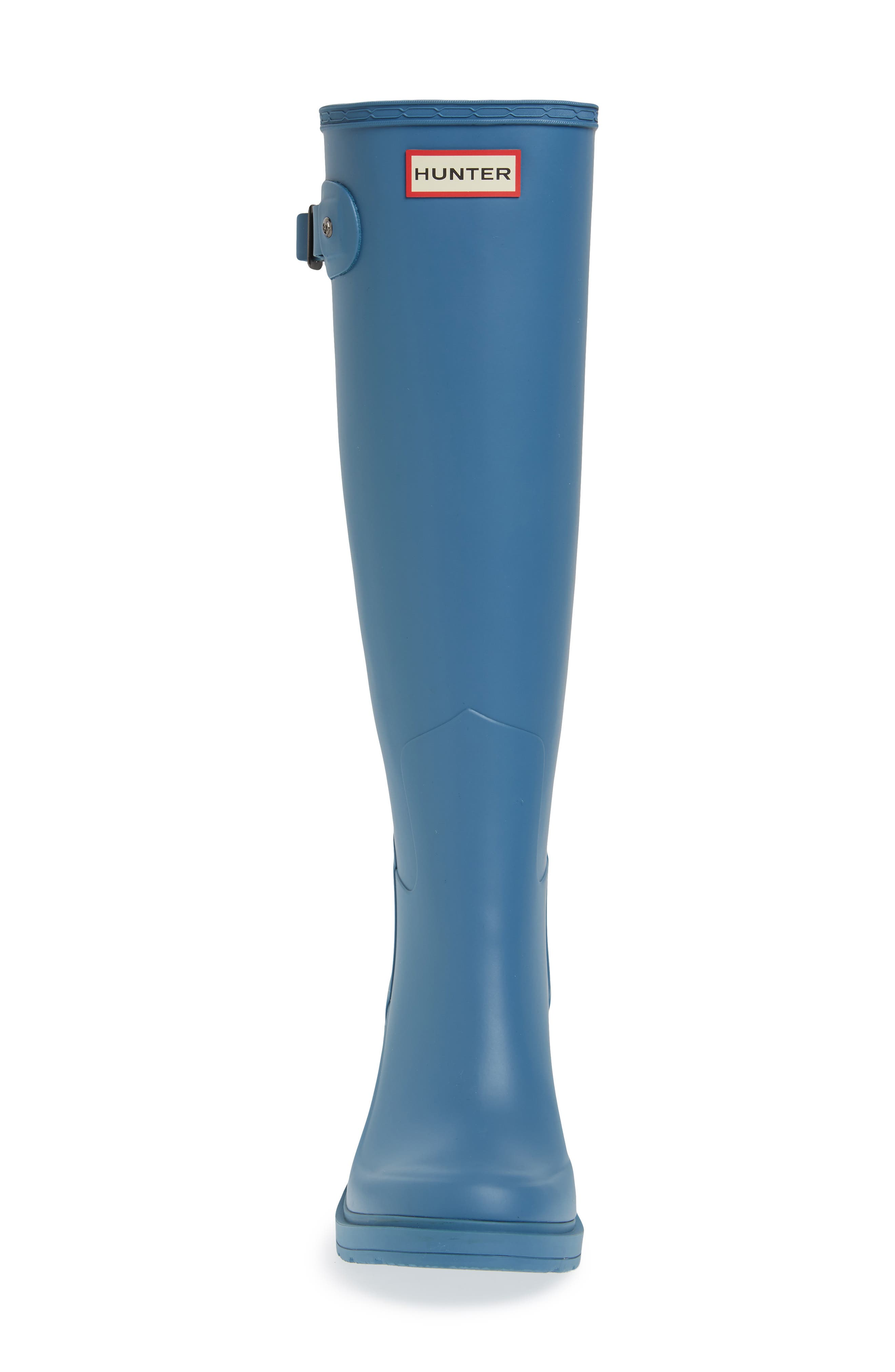 Original Refined Wedge Rain Boot,                             Alternate thumbnail 11, color,