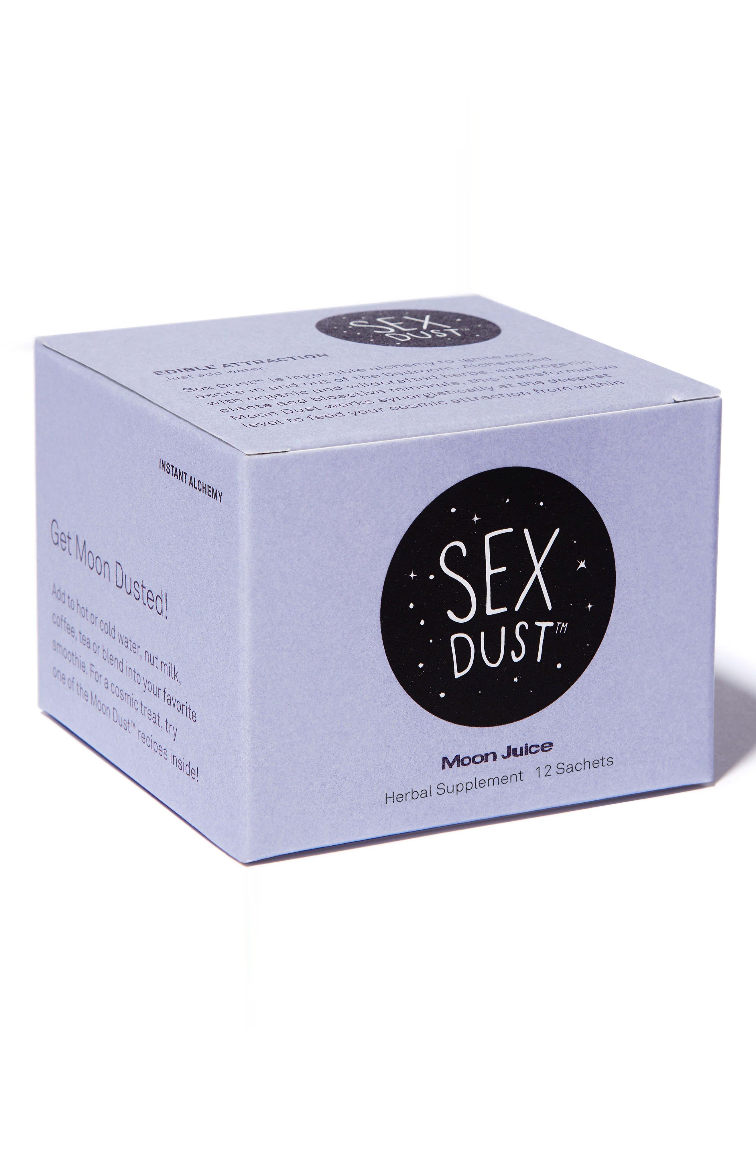 Sex Dust<sup>®</sup> 12-Pack Sachet Box,                             Main thumbnail 1, color,                             SEX