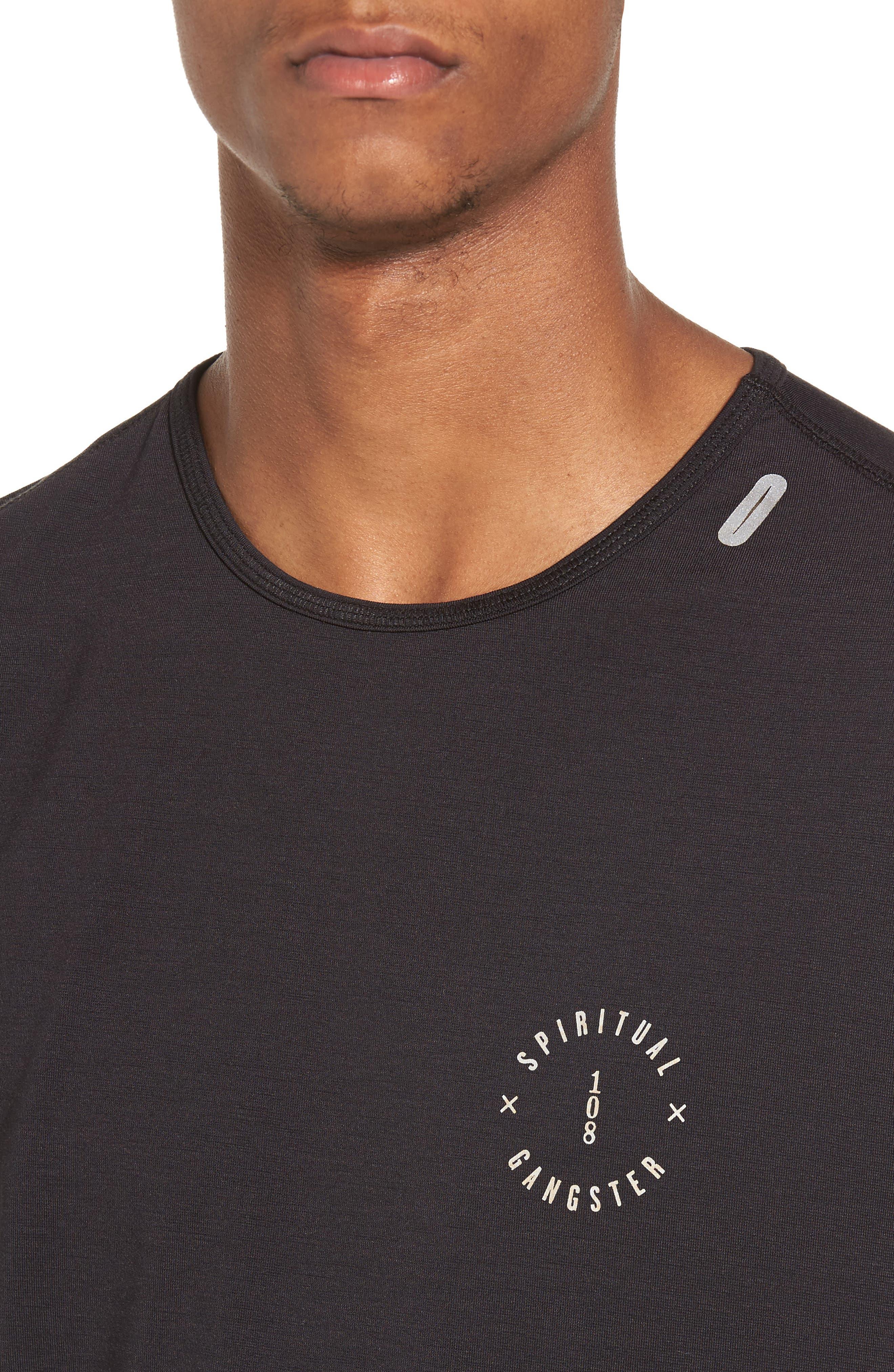 108 T-Shirt,                             Alternate thumbnail 4, color,                             001
