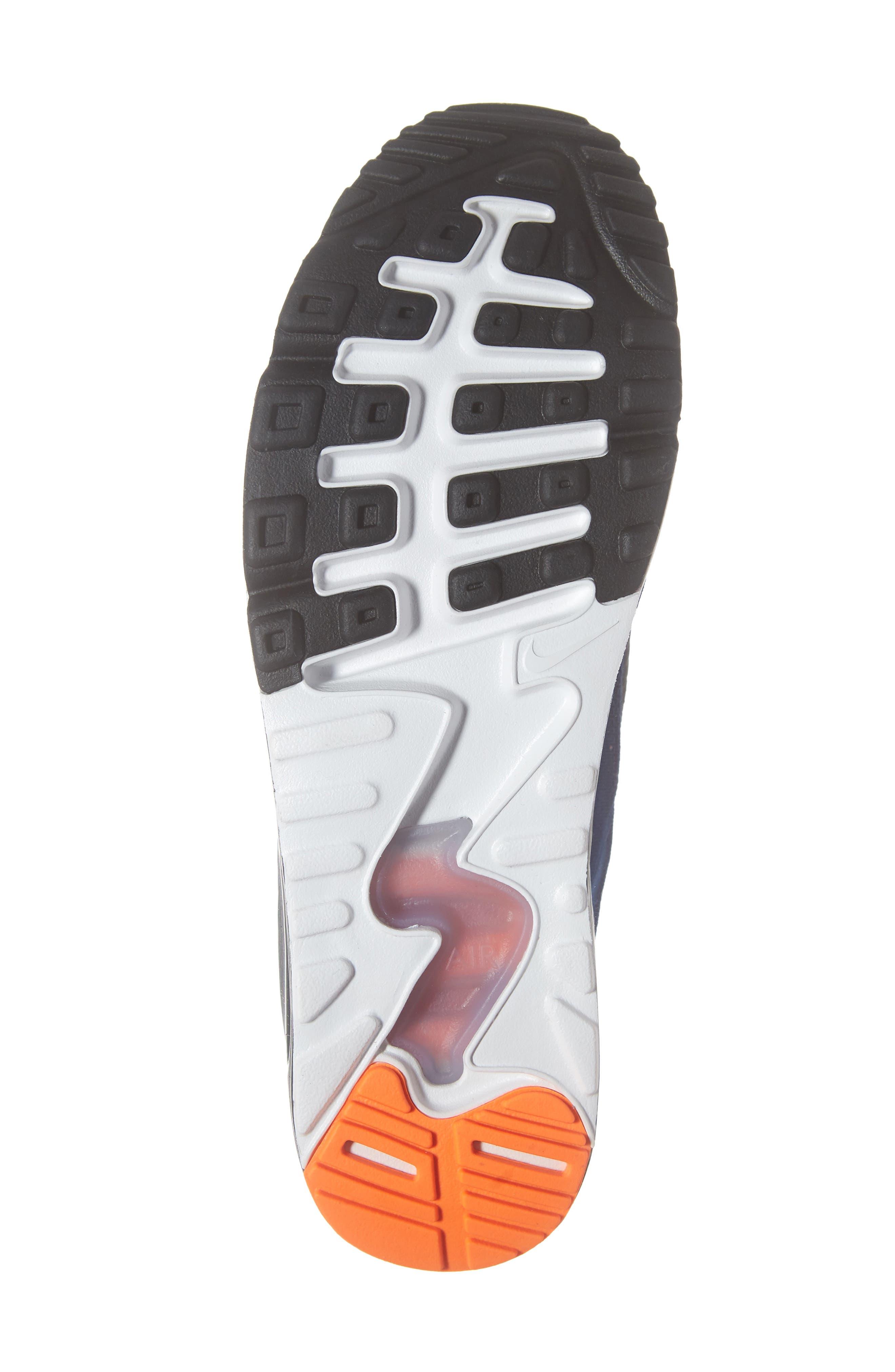 NIKE,                             Air Max 90 EZ Sneaker,                             Alternate thumbnail 6, color,                             027
