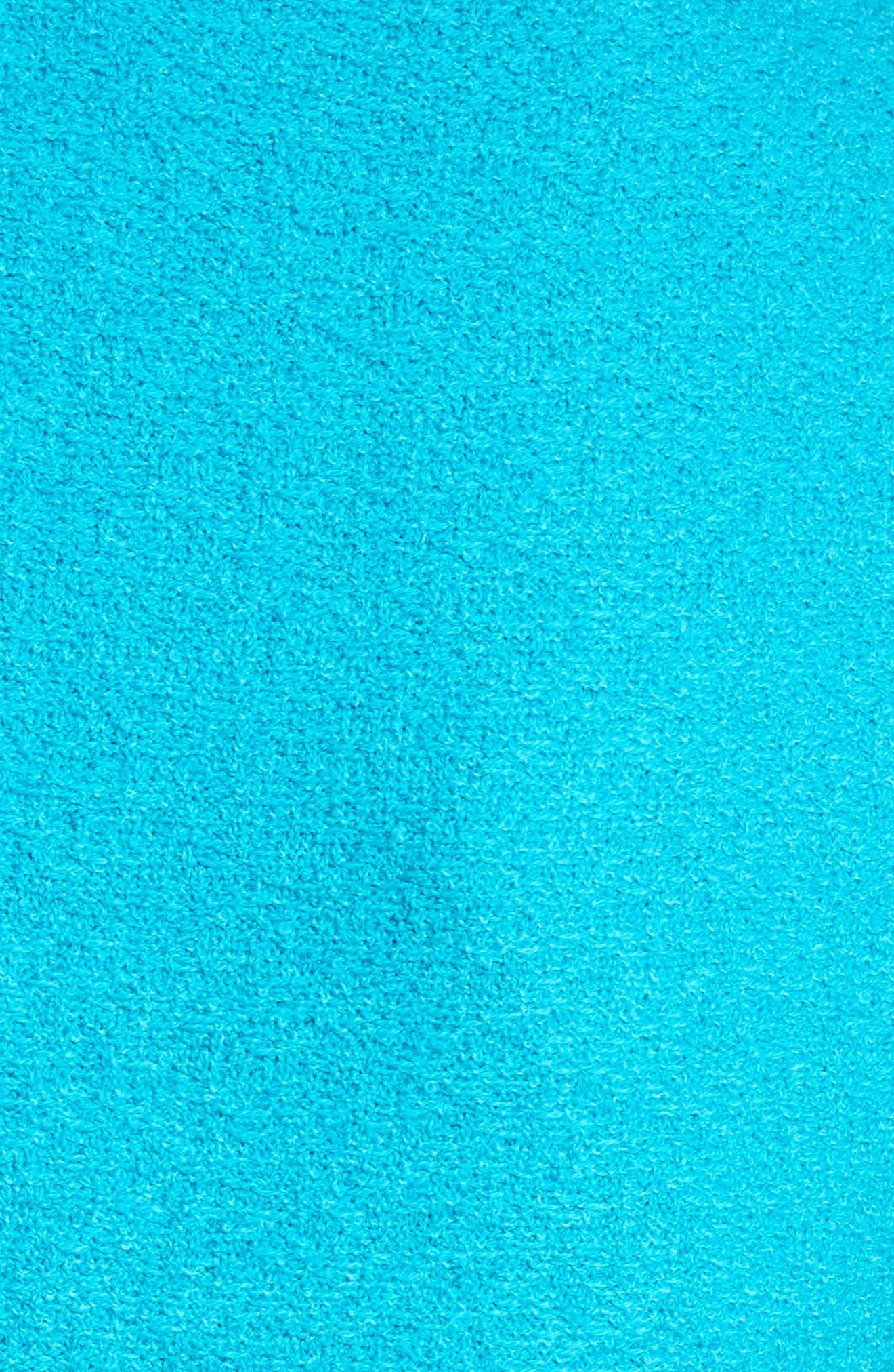 Clair Knit A-Line Dress,                             Alternate thumbnail 7, color,                             440