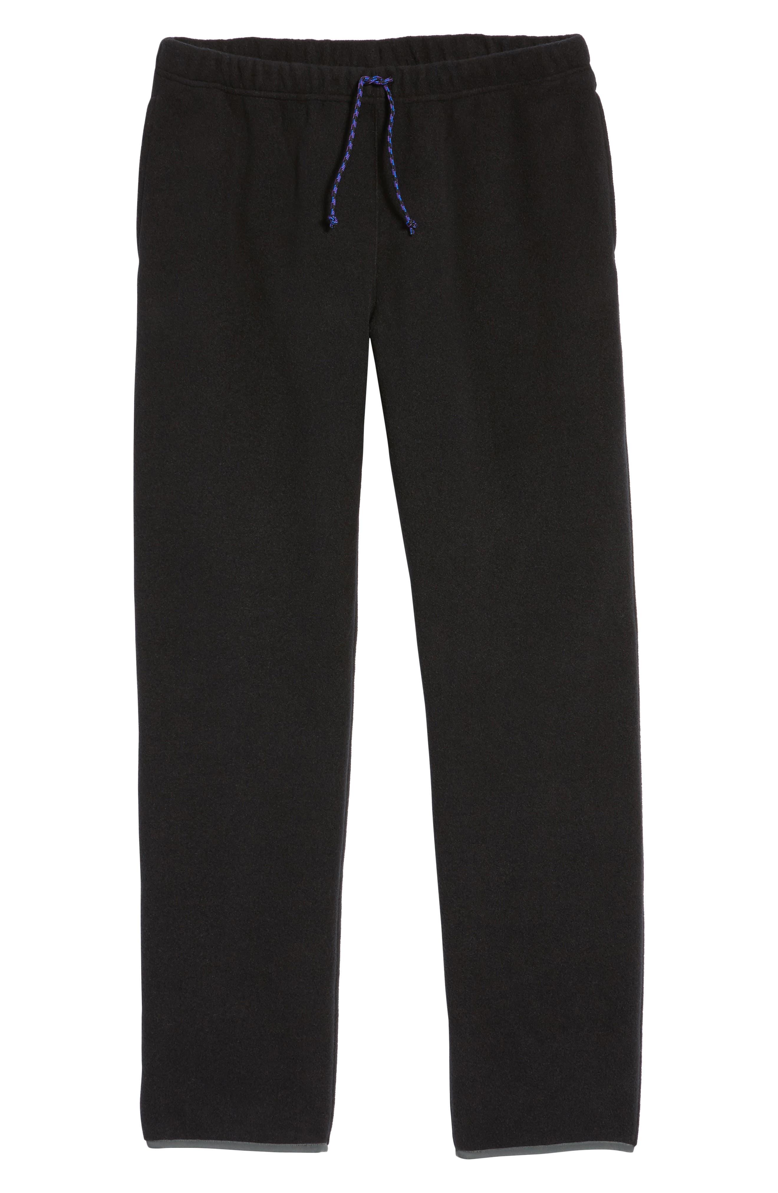 Synchilla<sup>®</sup> Fleece Pants,                             Alternate thumbnail 6, color,                             001
