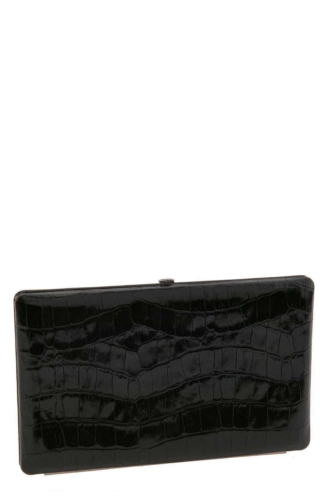Full Frame Clutch Wallet, Main, color, 001