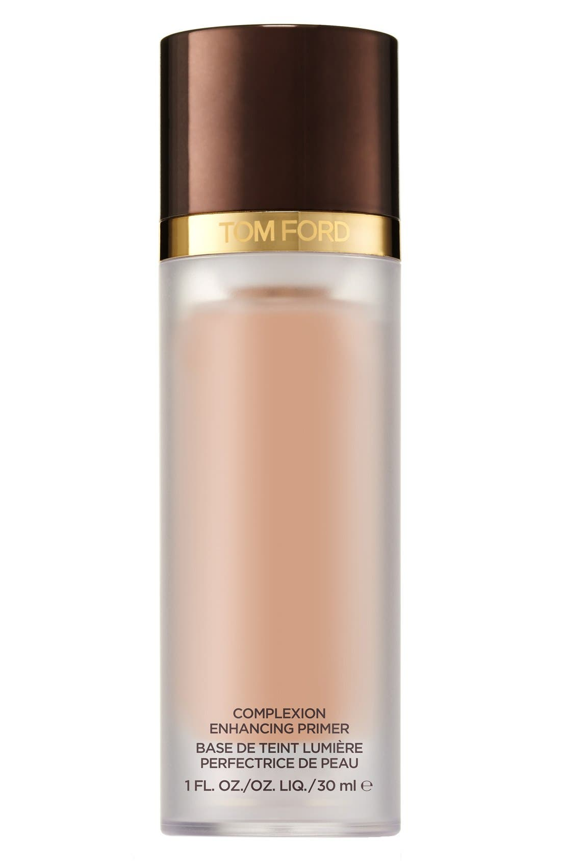 Complexion Enhancing Primer,                             Main thumbnail 1, color,                             PINK GLOW