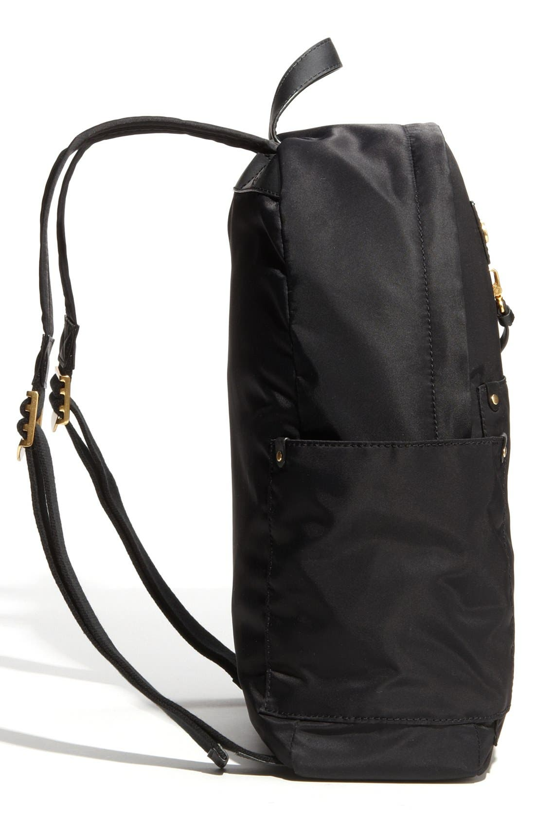 MARC JACOBS,                             MARC BY MARC JACOBS 'Preppy Nylon' Backpack,                             Alternate thumbnail 3, color,                             002