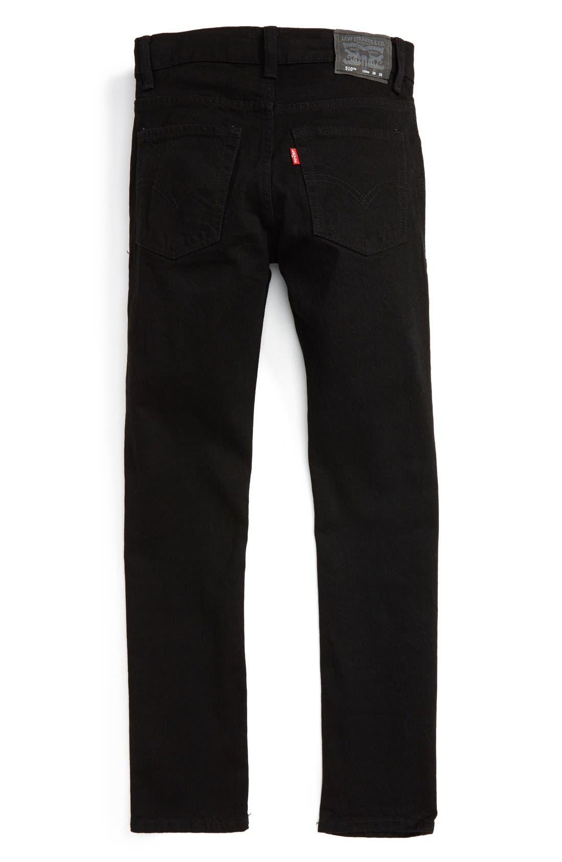 510<sup>™</sup> Skinny Fit Jeans,                             Alternate thumbnail 18, color,
