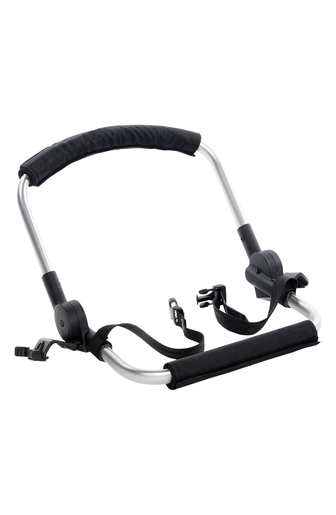 THULE,                             Glide & Urban Glide Infant Car Seat Adapter,                             Main thumbnail 1, color,                             BLACK