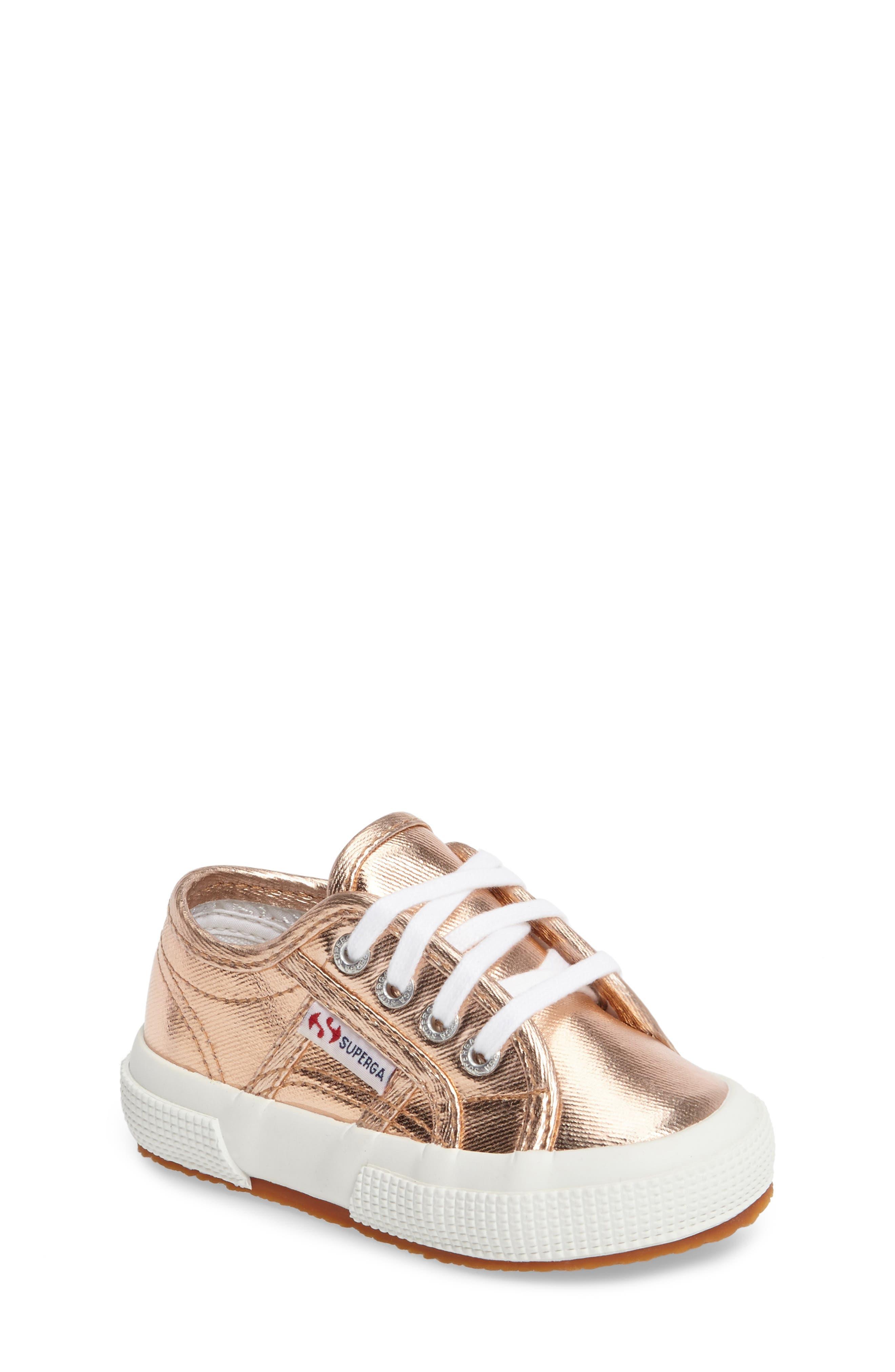 Metallic Sneaker,                             Main thumbnail 1, color,
