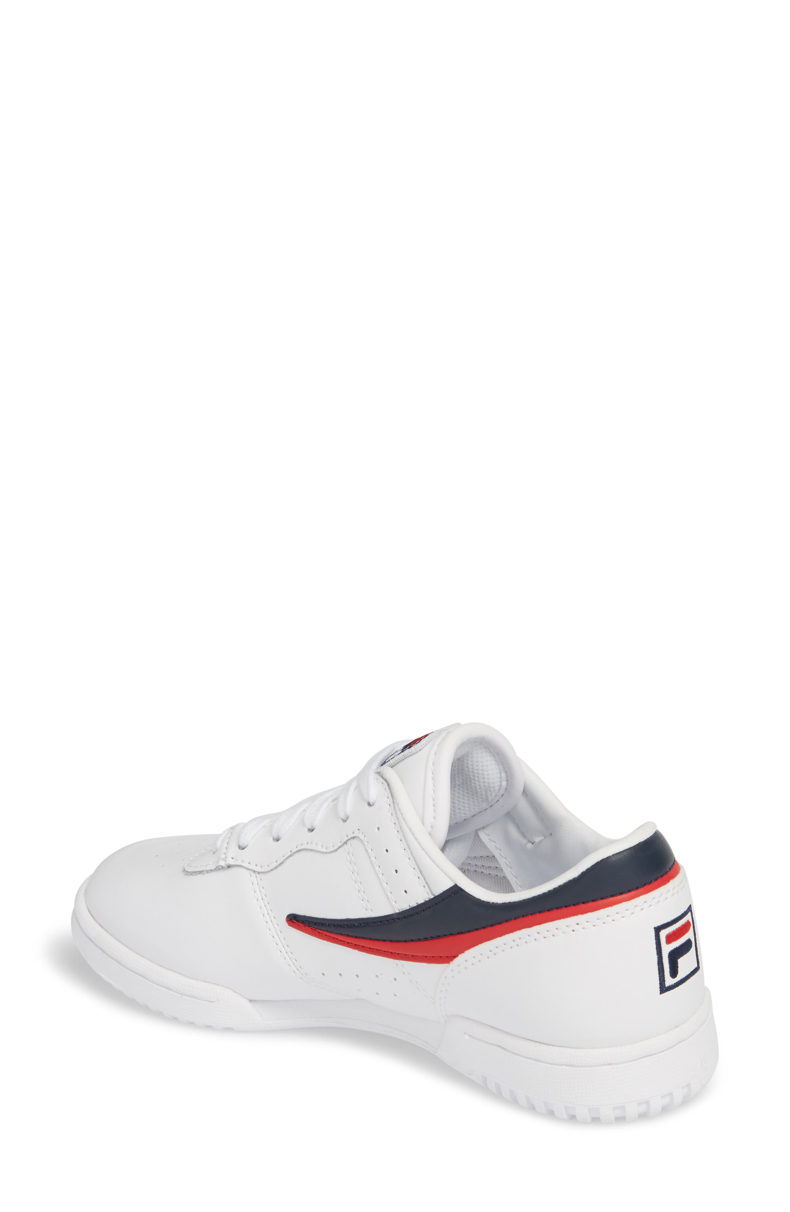 Original Fitness Sneaker,                             Alternate thumbnail 4, color,
