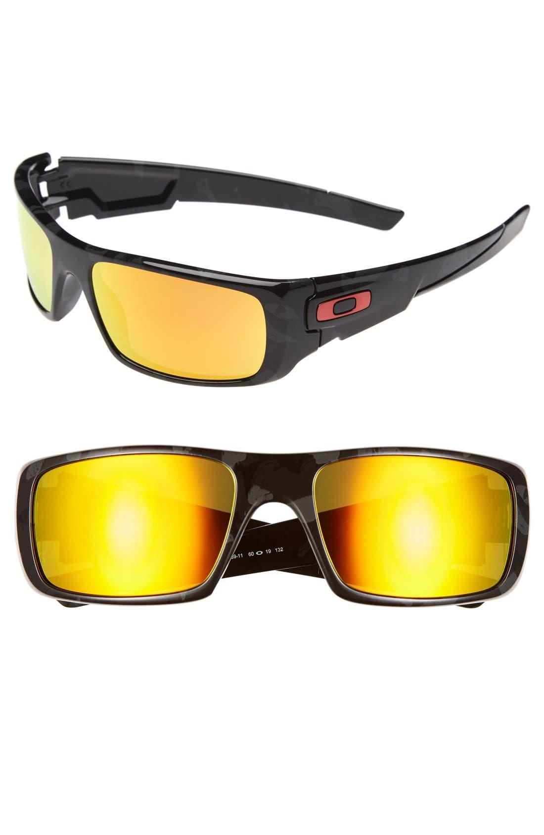 'Crankshaft' 60mm Sunglasses,                             Main thumbnail 3, color,