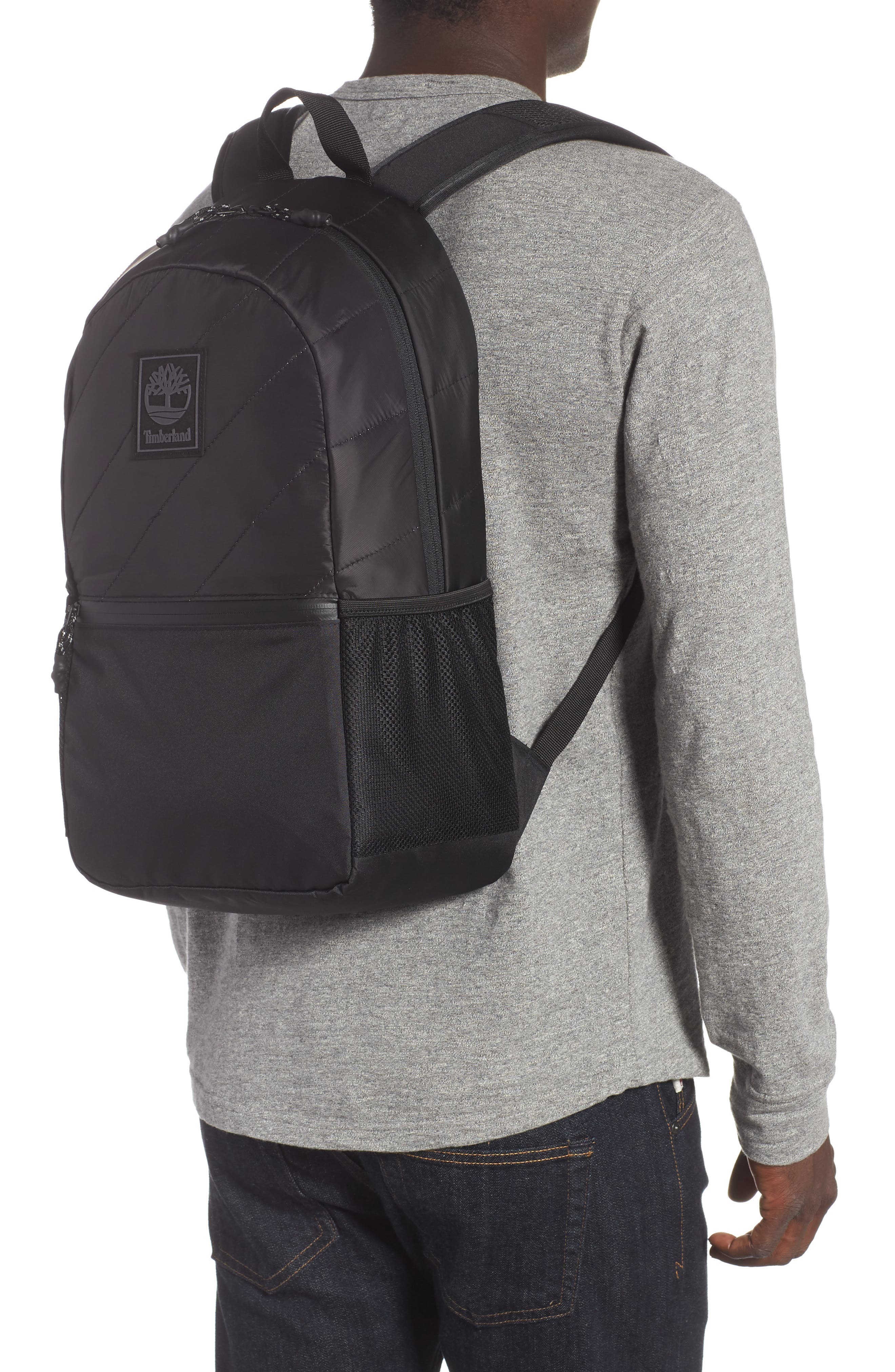 Classic Backpack,                             Alternate thumbnail 2, color,                             BLACK