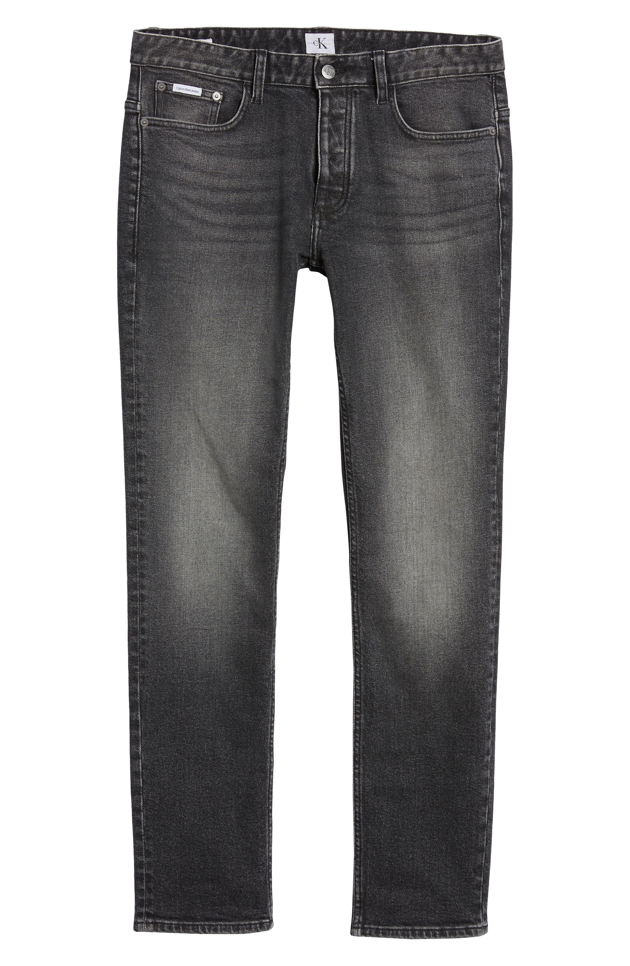 Skinny Jeans,                             Alternate thumbnail 6, color,                             001