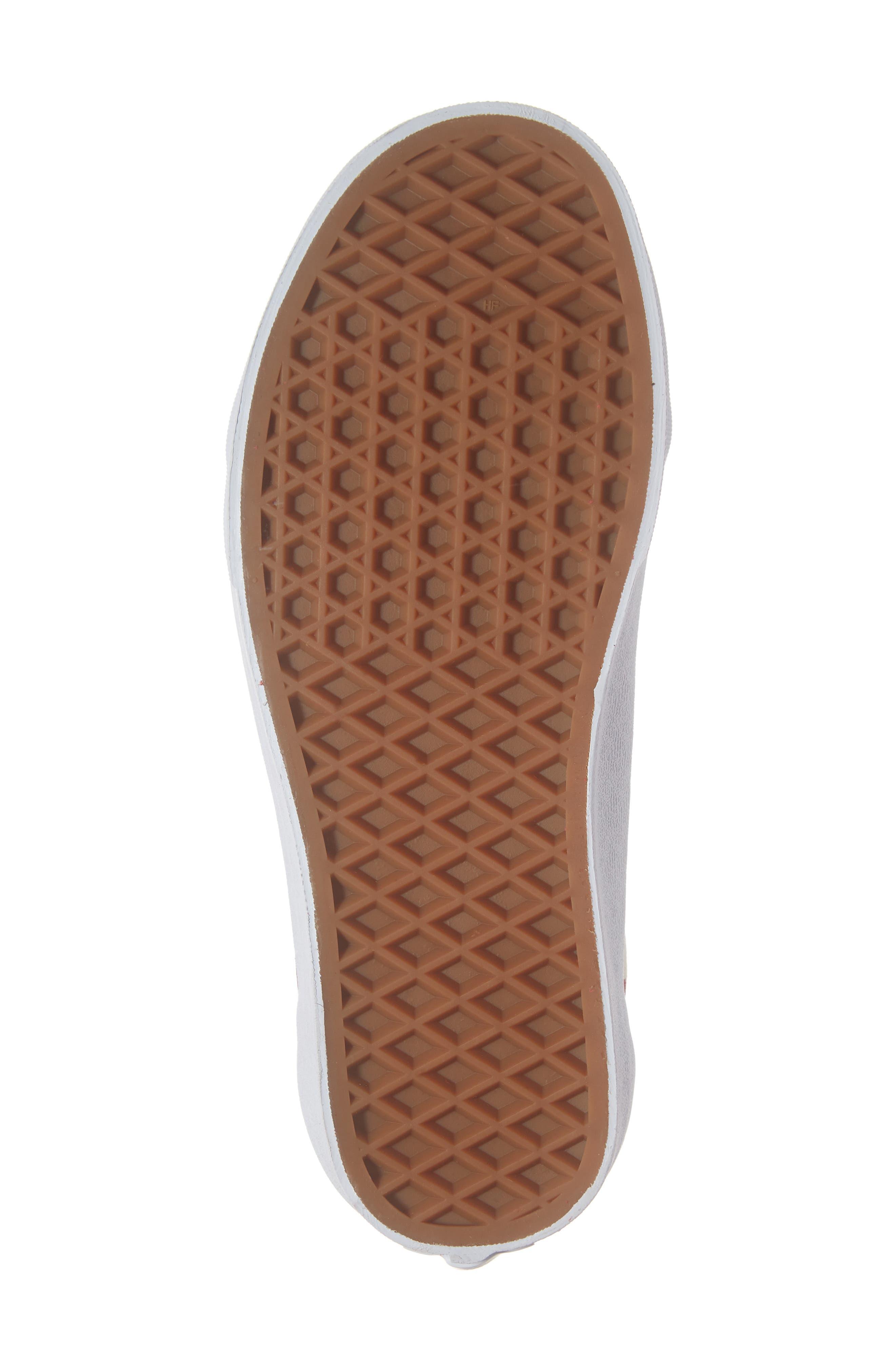 Old Skool Sneaker,                             Alternate thumbnail 6, color,                             610