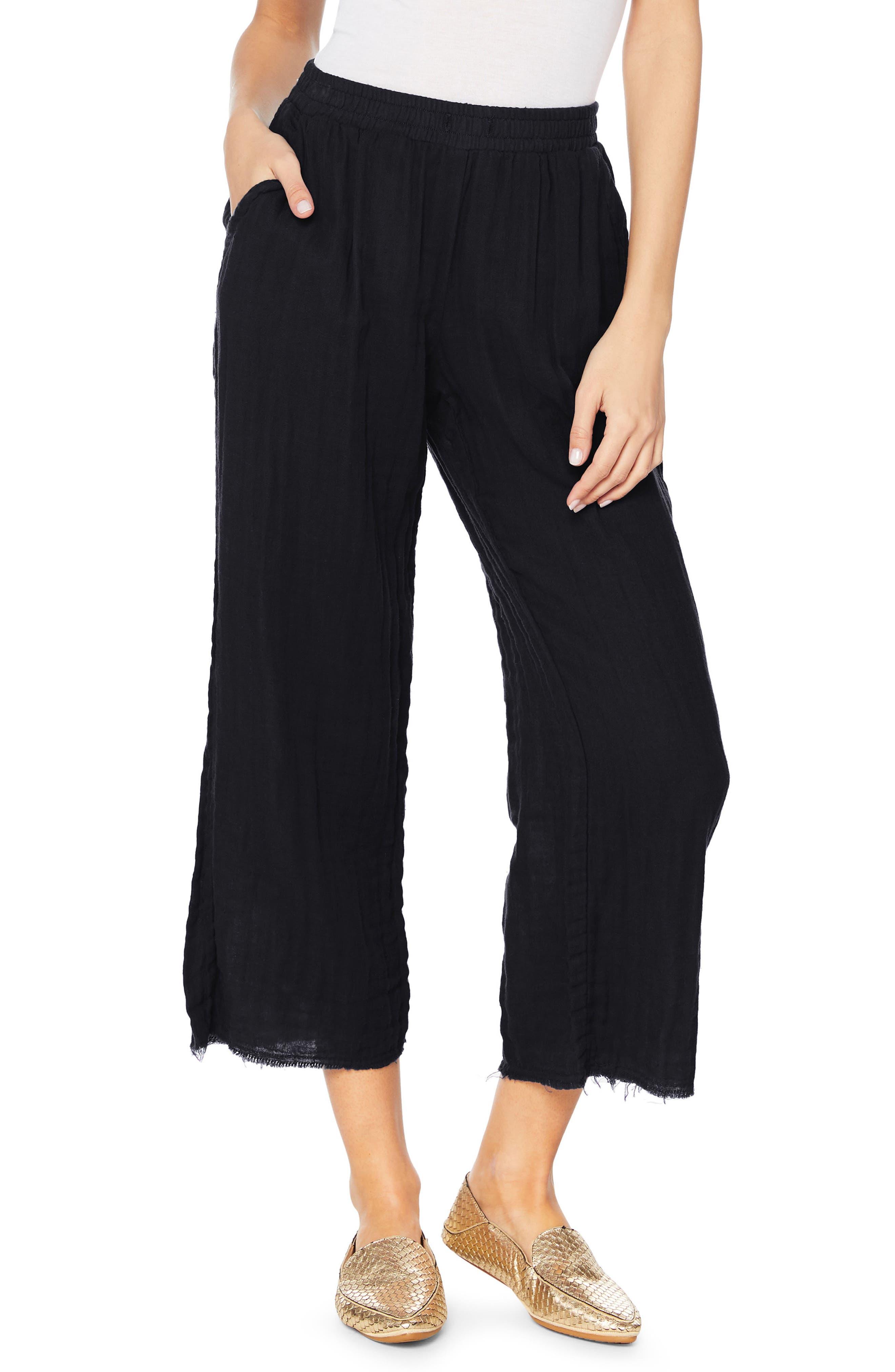 Gauze Pants,                         Main,                         color,