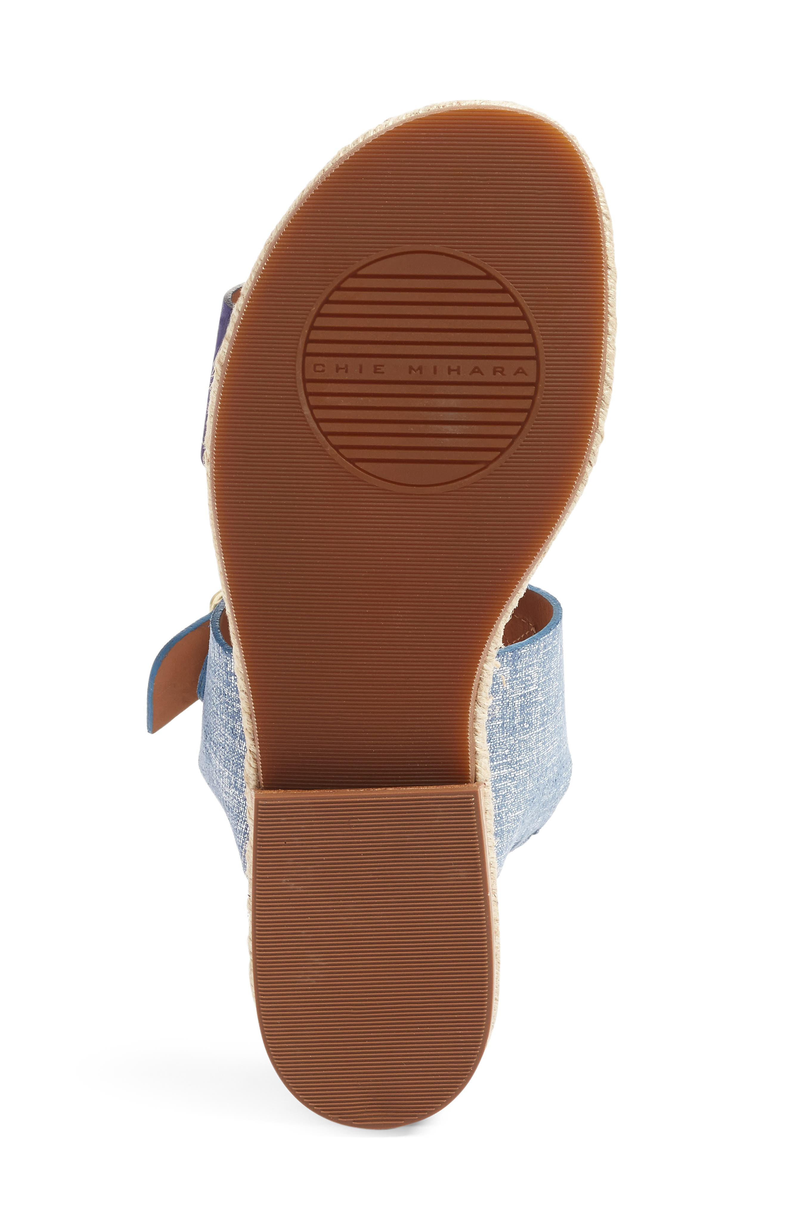 Hello Espadrille Sandal,                             Alternate thumbnail 4, color,