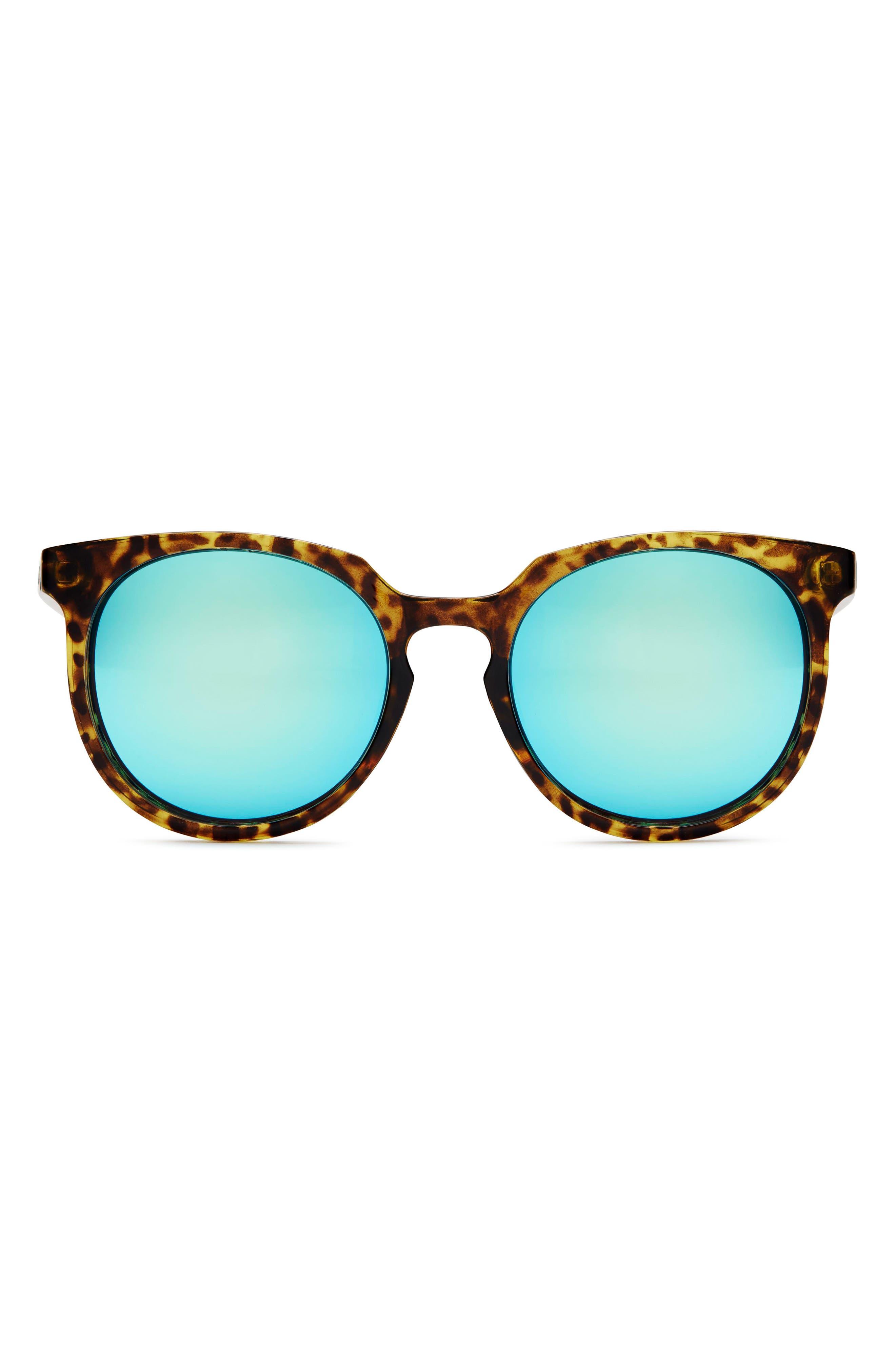 Don't Change 60mm Round Sunglasses, Main, color, 410