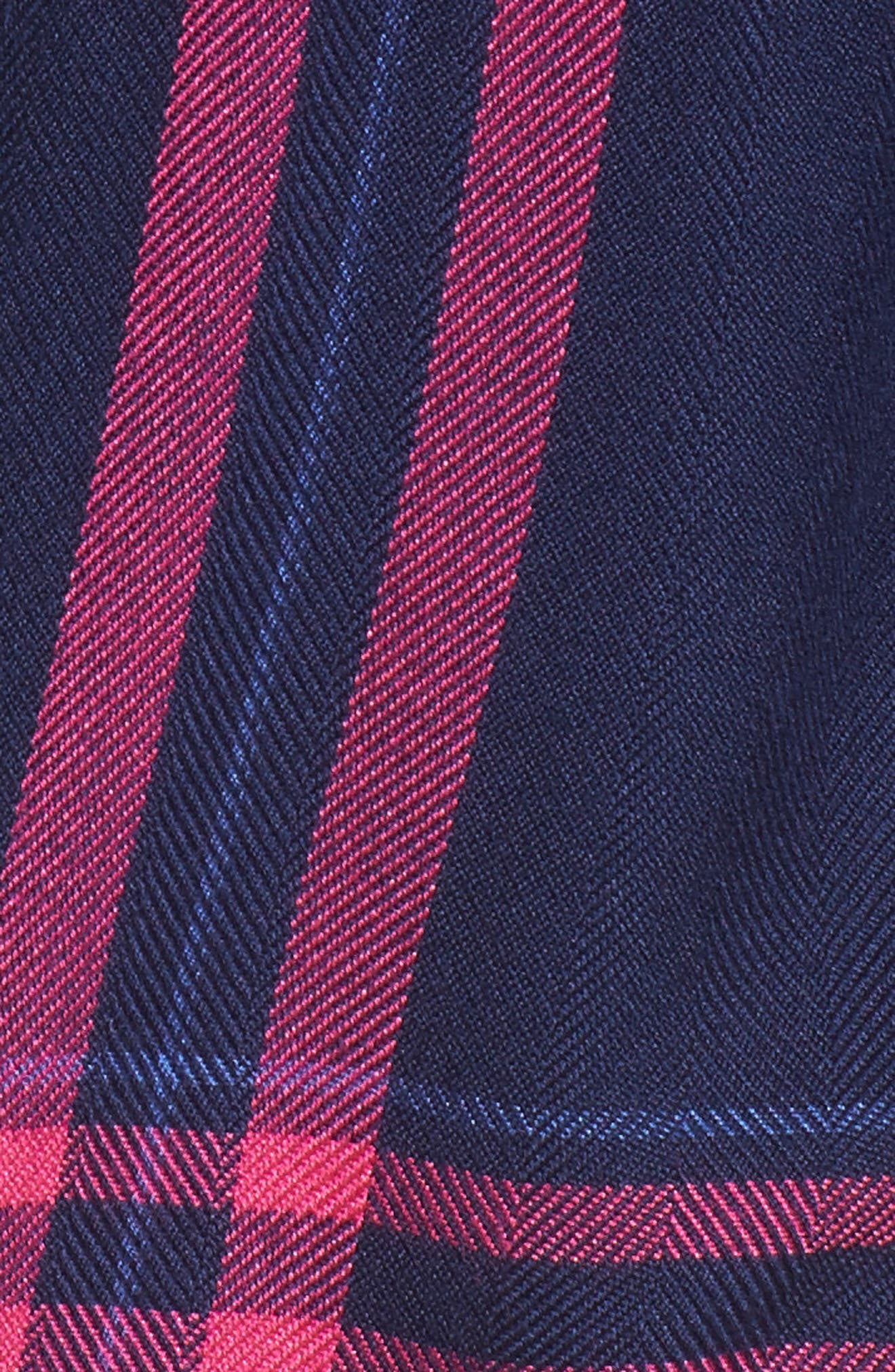Hunter Plaid Shirt,                             Alternate thumbnail 586, color,