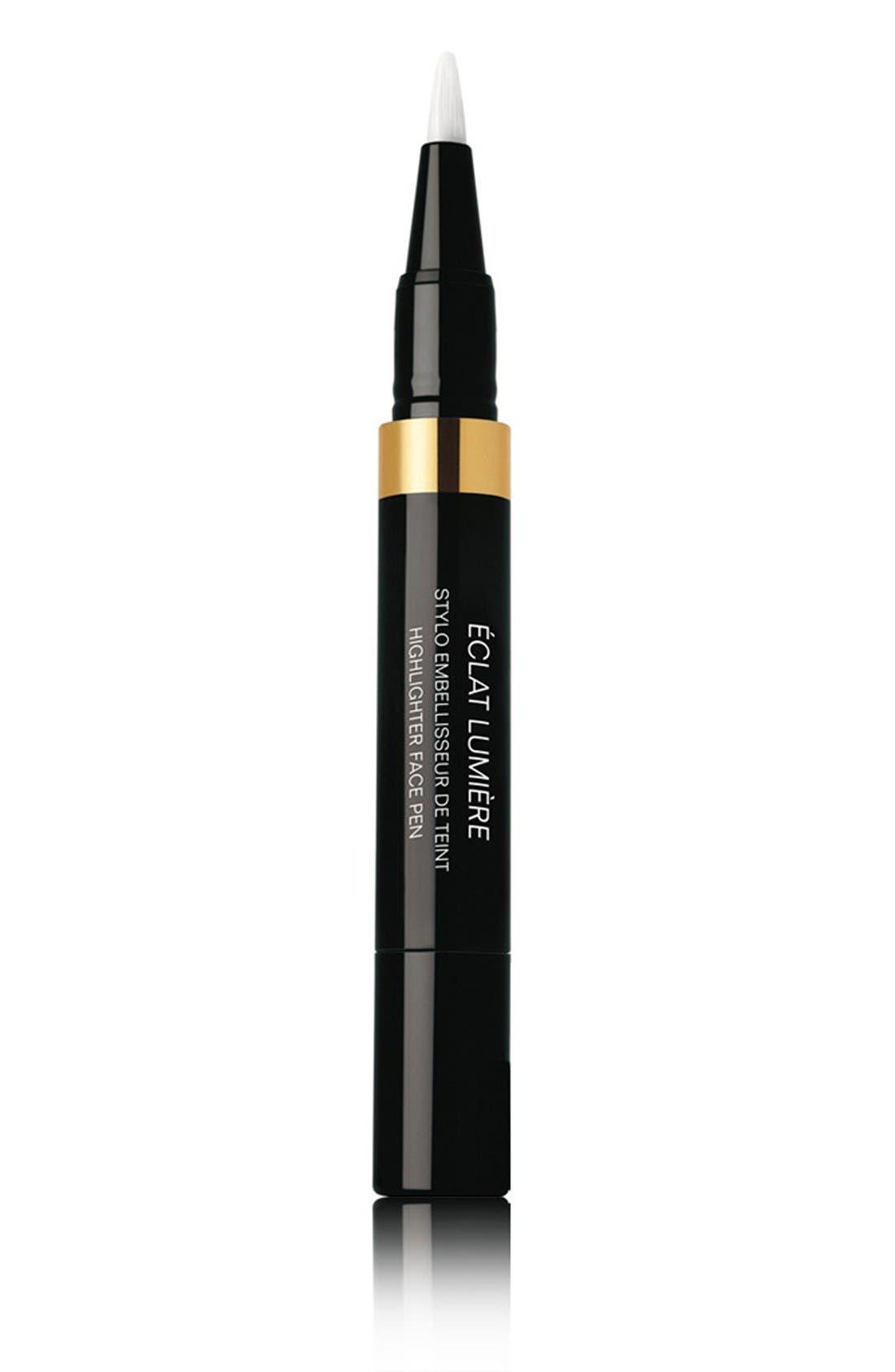 ÉCLAT LUMIÈRE<br />Highlighter Face Pen,                             Main thumbnail 1, color,                             002