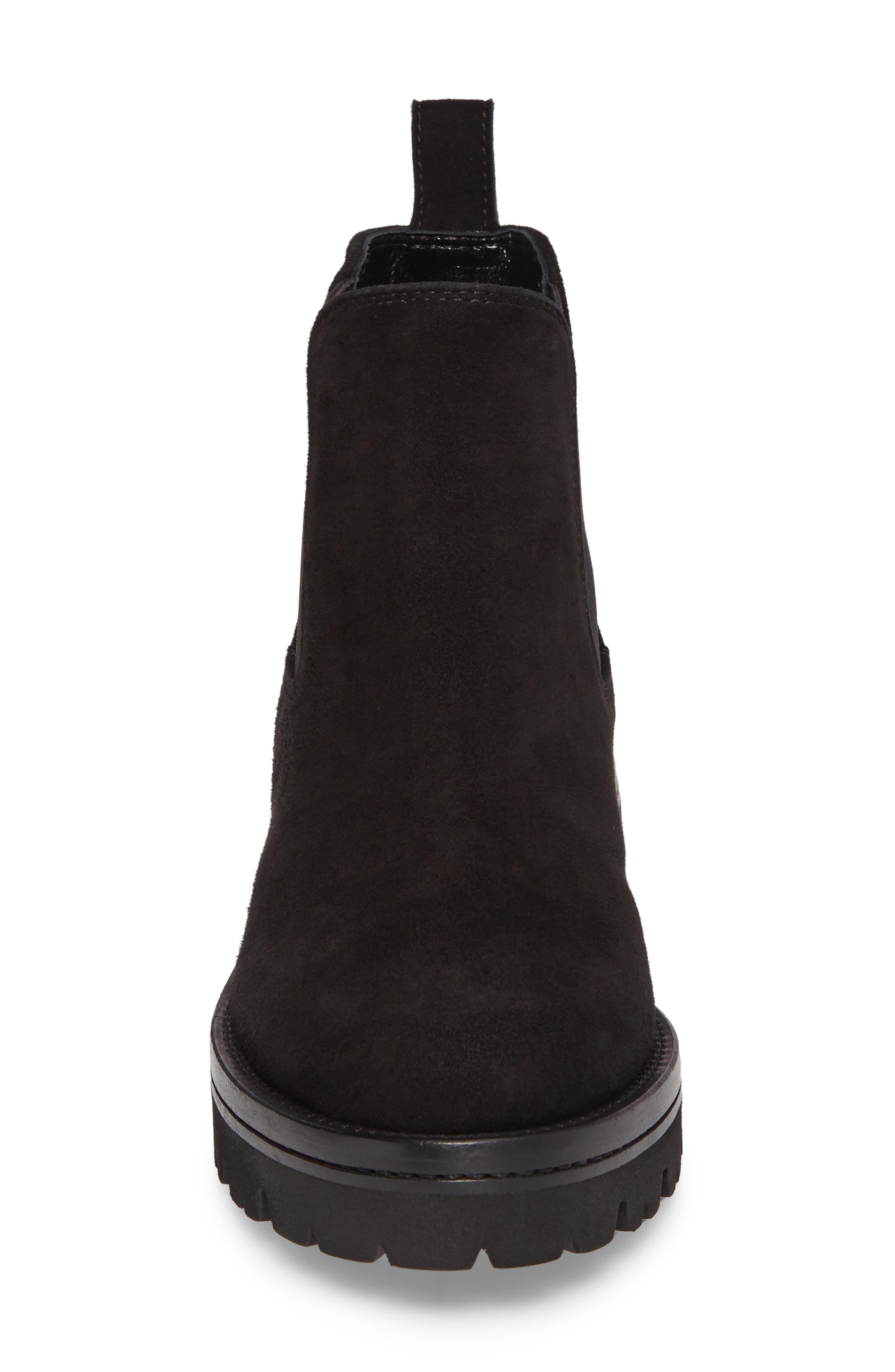 Chelsea Boot,                             Alternate thumbnail 4, color,                             001