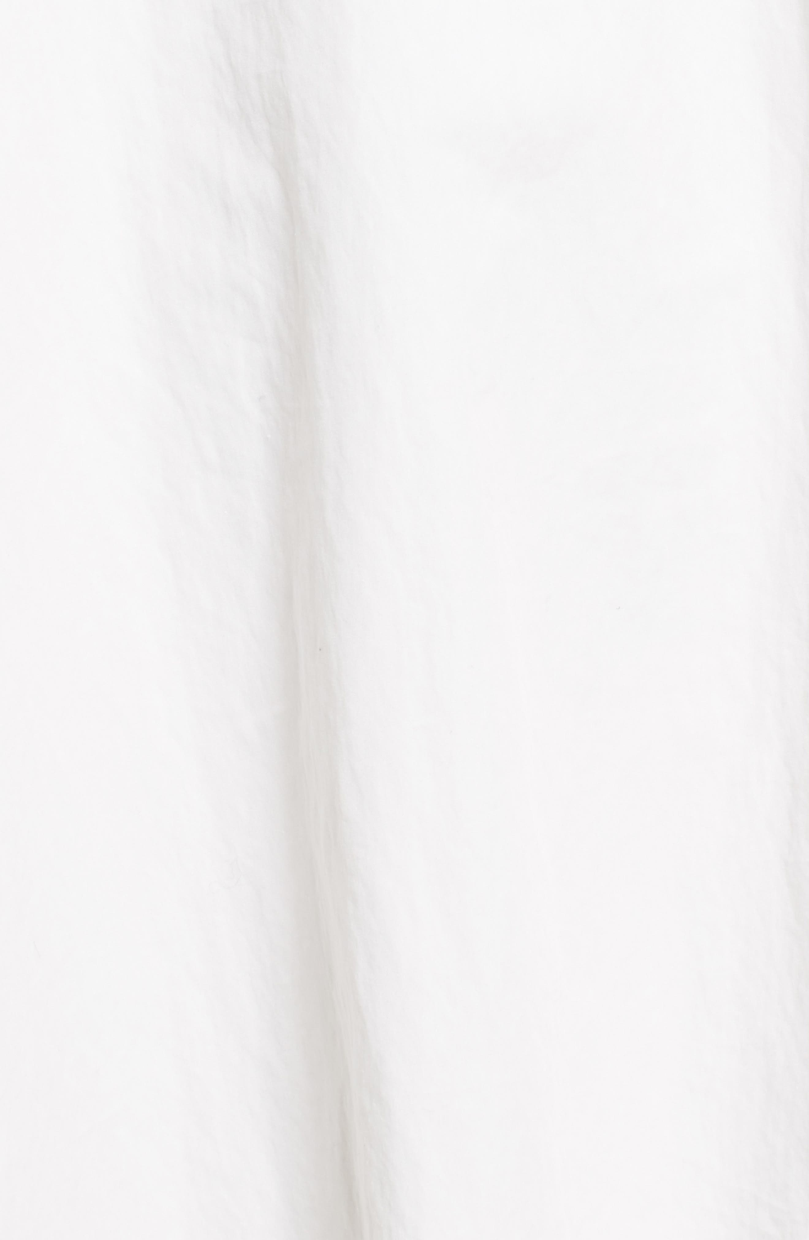 Eyelet A-Line Dress,                             Alternate thumbnail 5, color,                             900