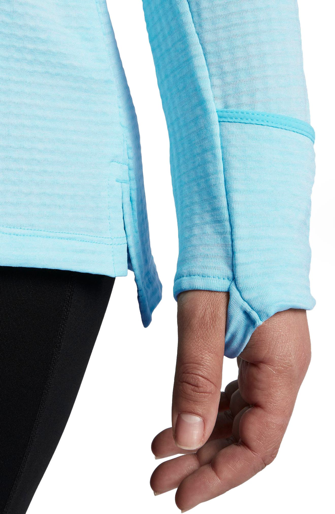Sphere Element Long Sleeve Running Top,                             Alternate thumbnail 15, color,