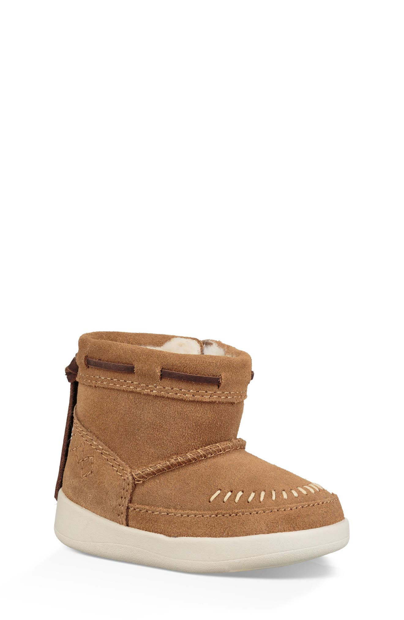 Cali Moc Campfire Bootie,                         Main,                         color, 219