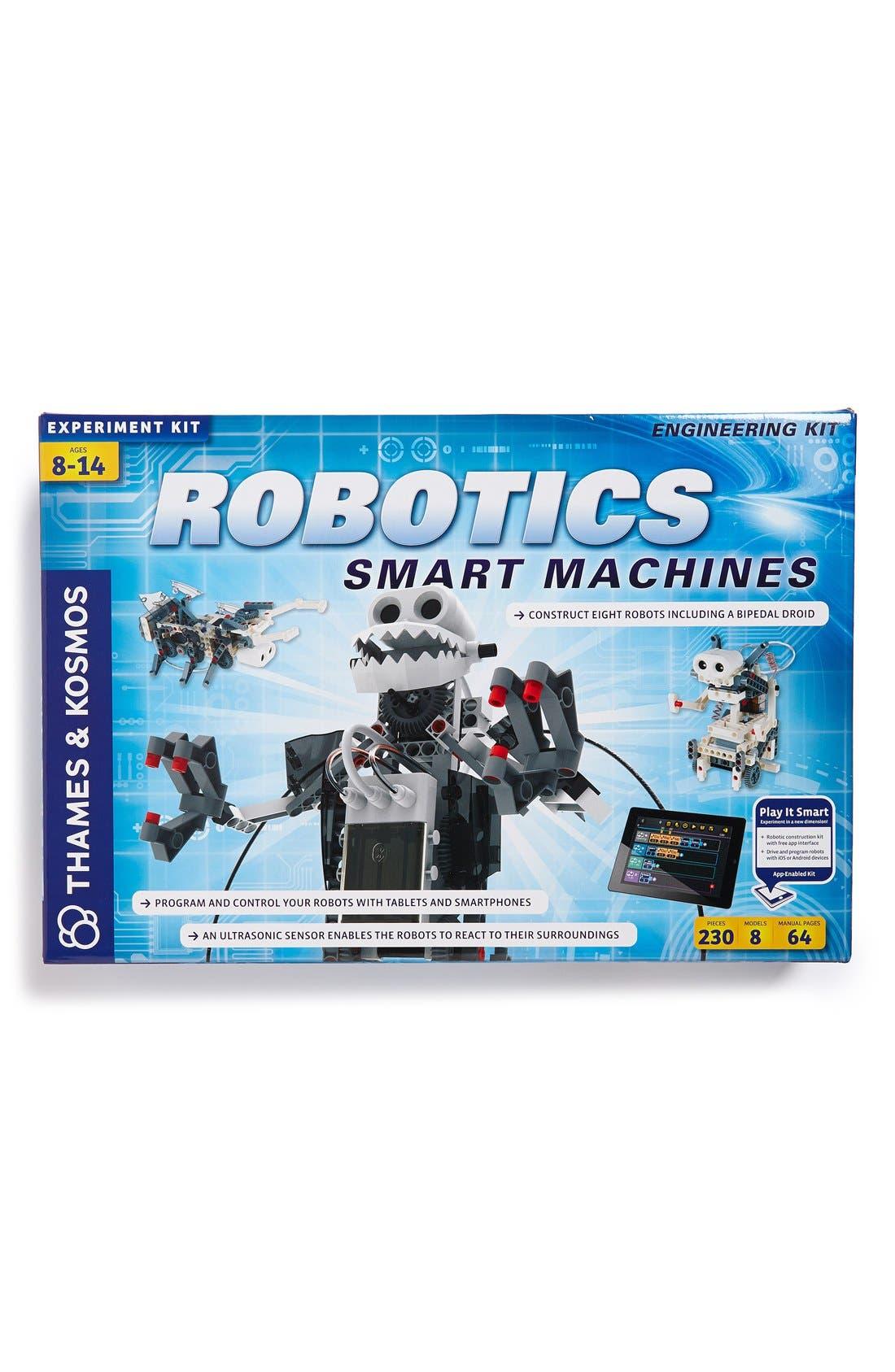 THAMES & KOSMOS,                             'Robotics Smart Machines' Kit,                             Main thumbnail 1, color,                             999