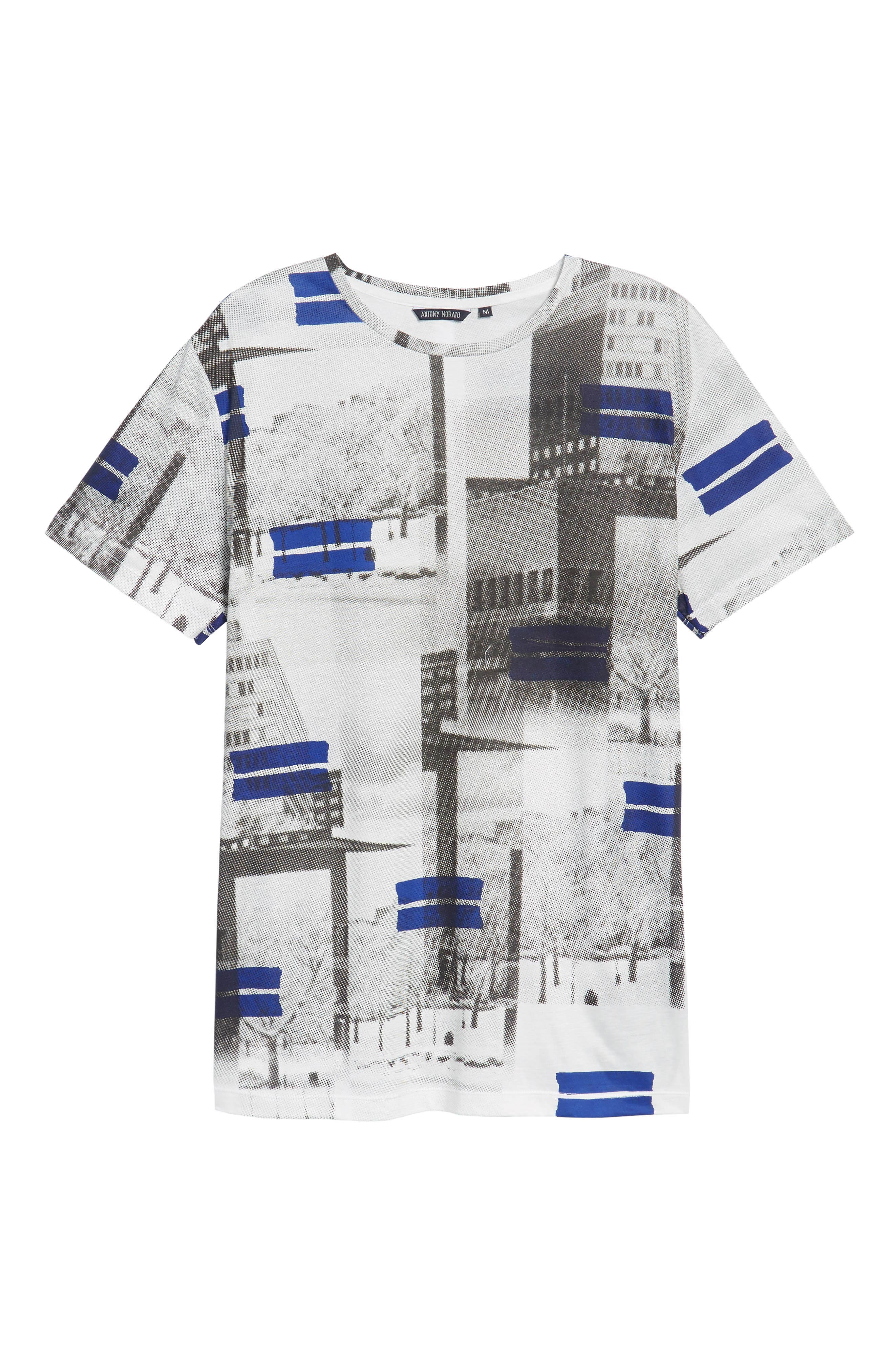 Graphic T-Shirt,                             Alternate thumbnail 6, color,                             100