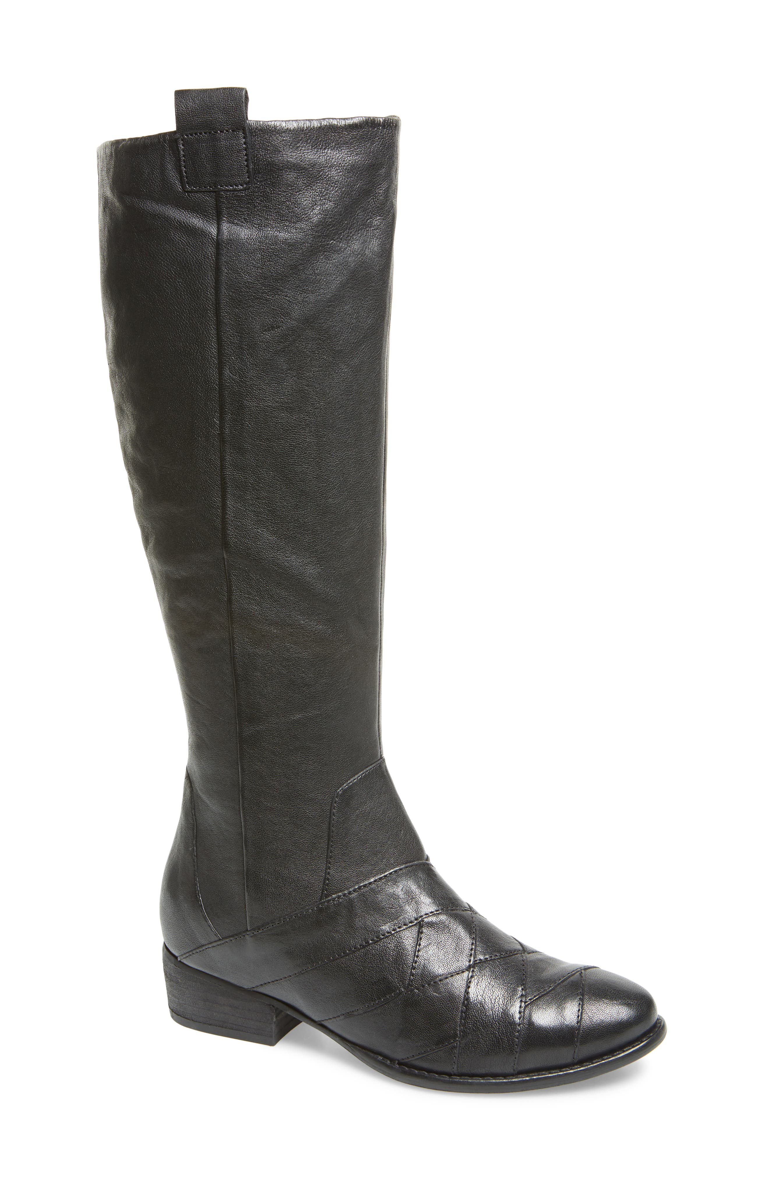 Seychelles Rally Knee High Boot- Black