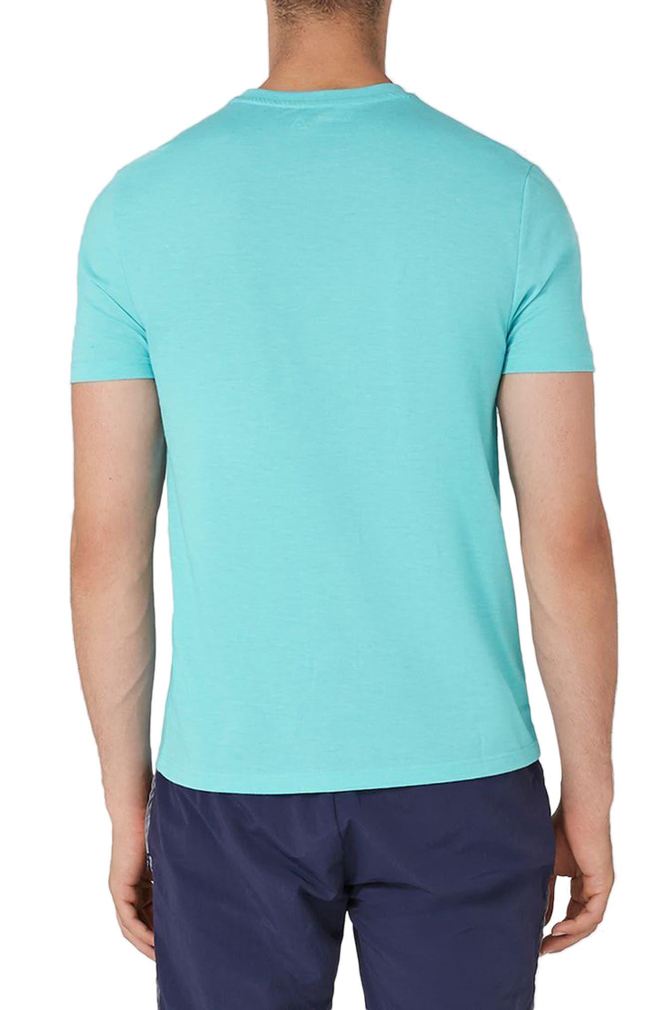 Slim Fit Crewneck T-Shirt,                             Alternate thumbnail 110, color,