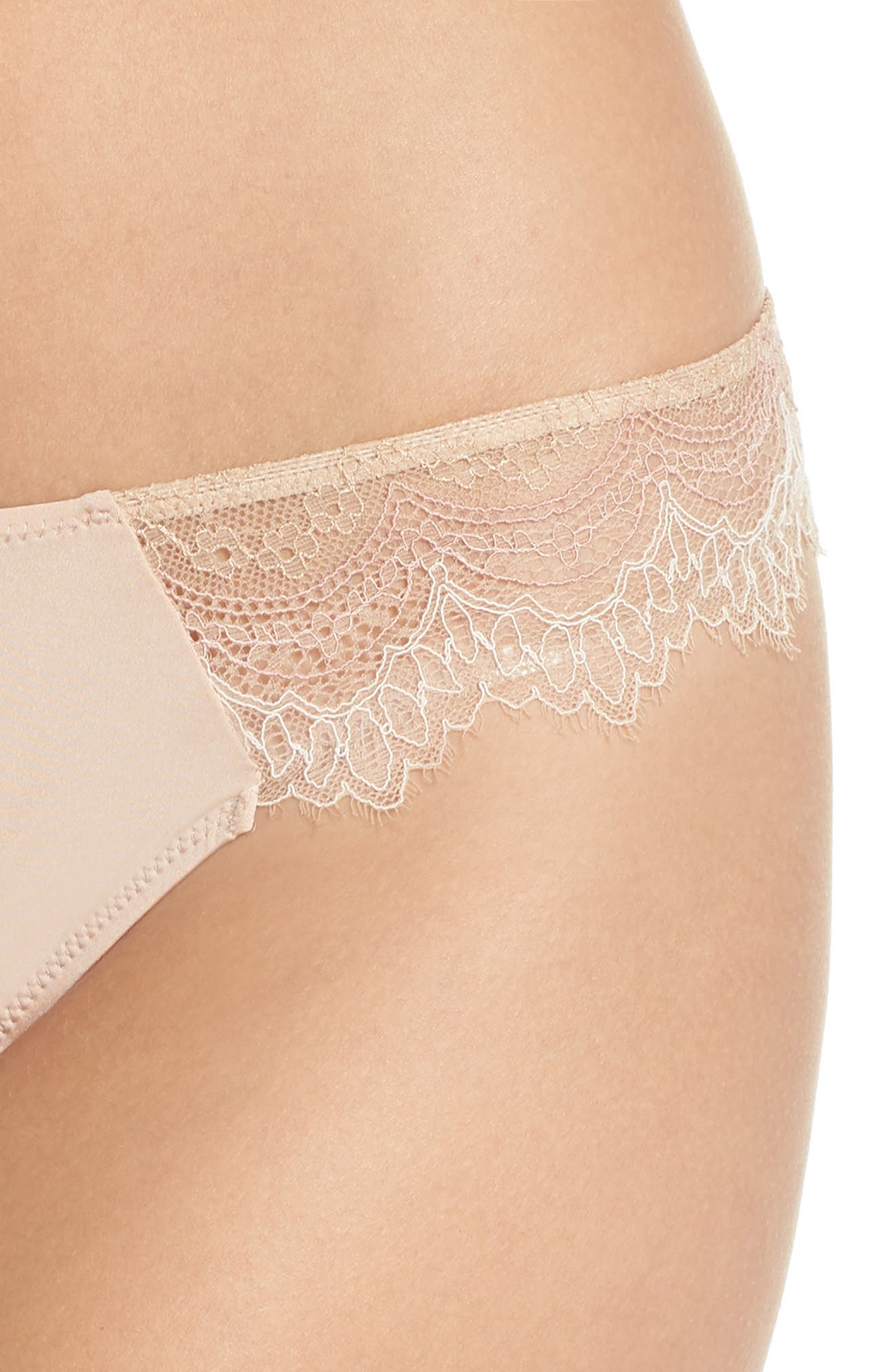 Wink Worthy Thong,                             Alternate thumbnail 4, color,                             210