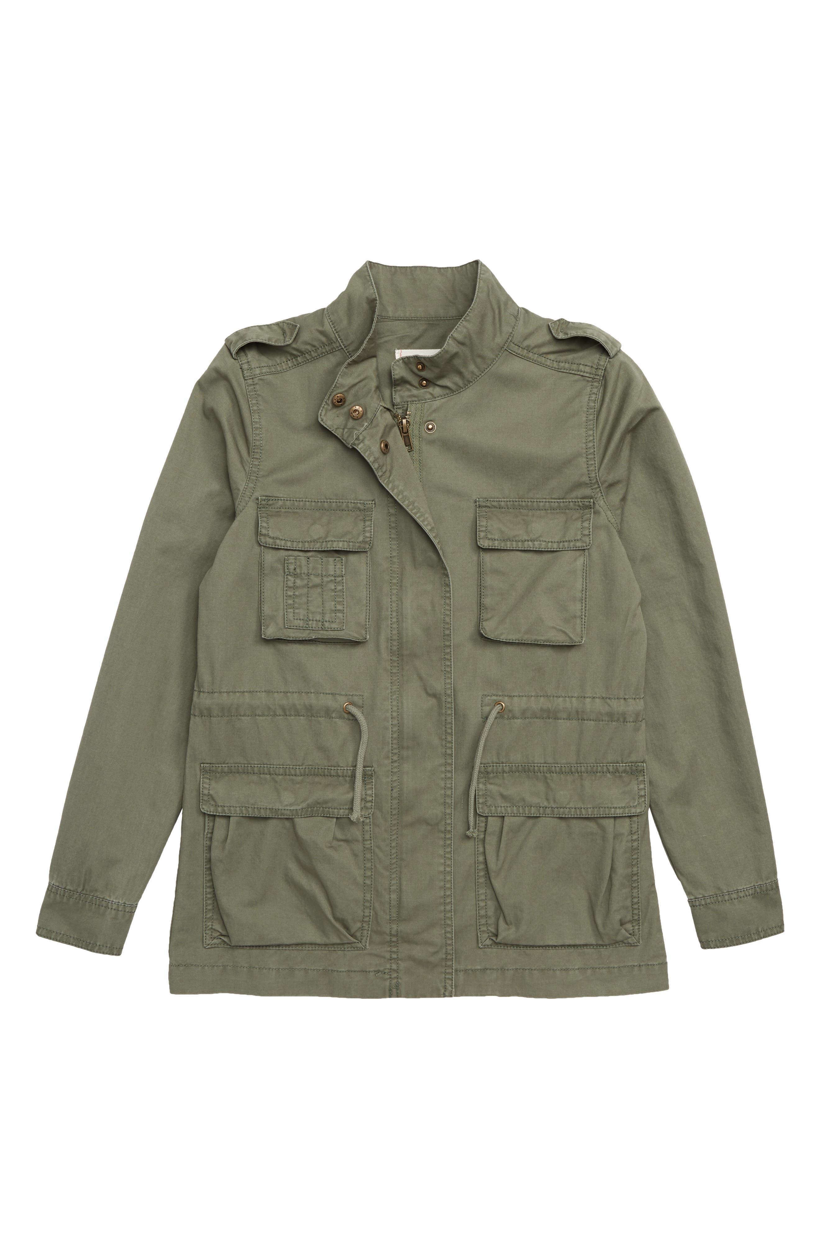 Military Jacket,                             Main thumbnail 1, color,                             337