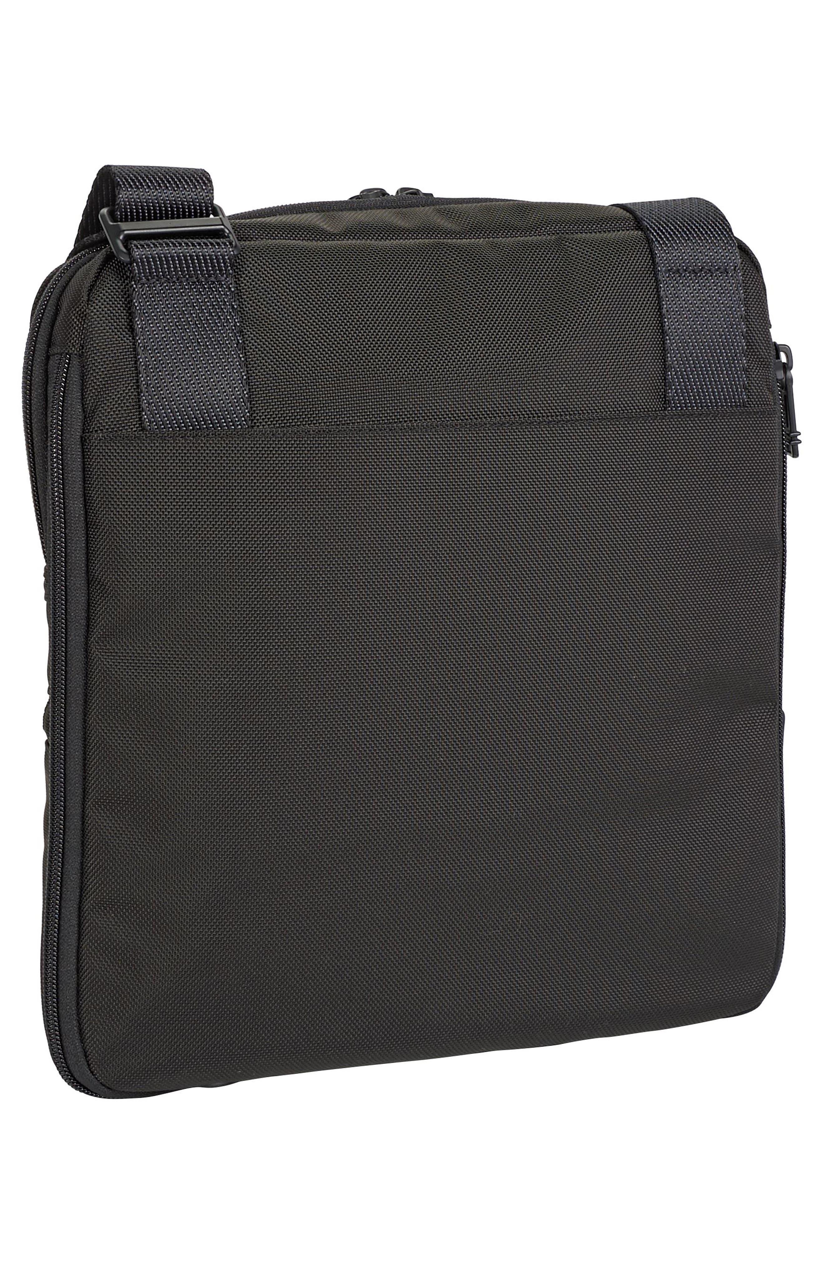 Alpha Bravo - Arnold Messenger Bag,                             Alternate thumbnail 2, color,                             001