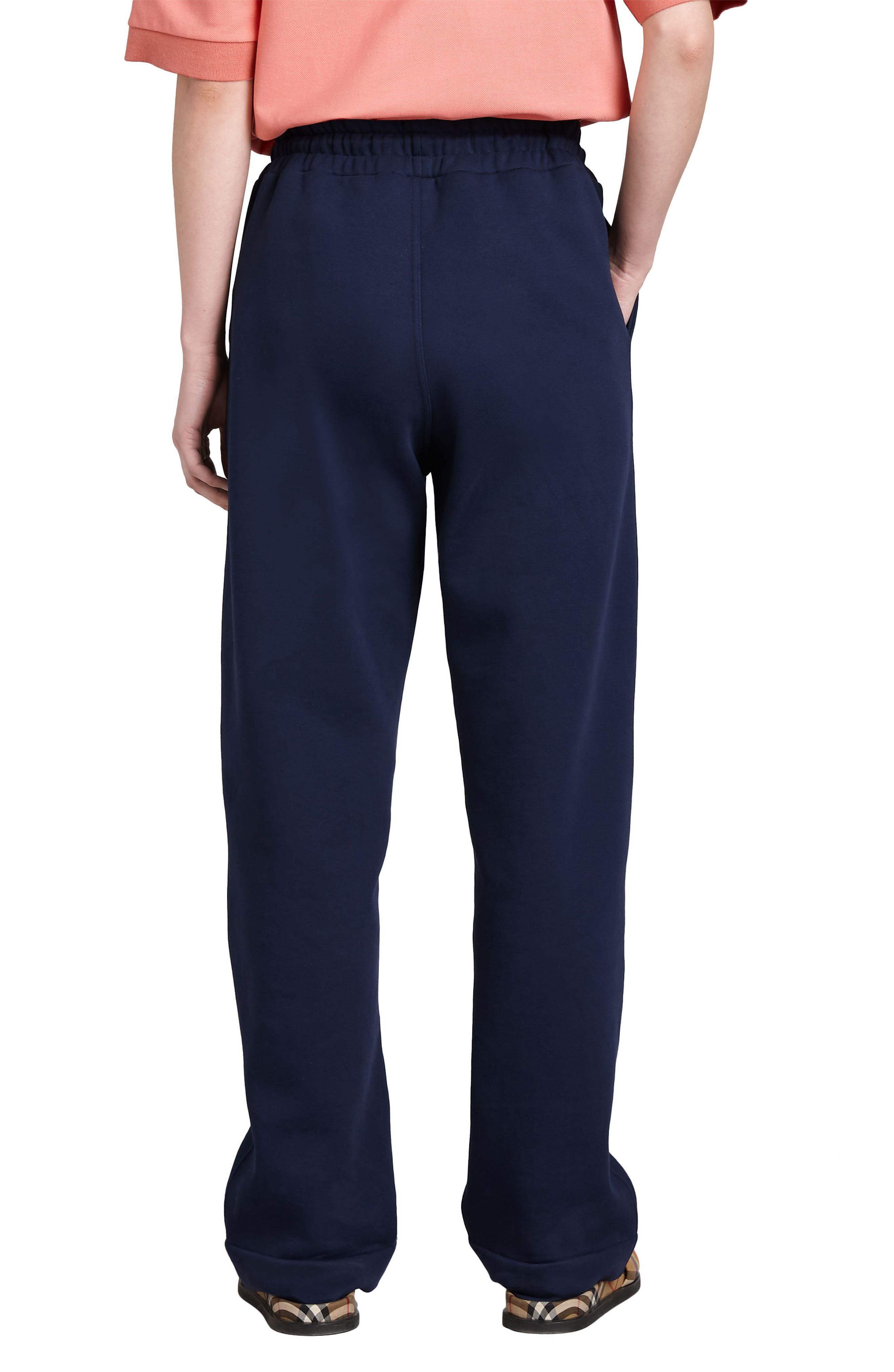 Vintage Crest Sweatpants,                             Alternate thumbnail 2, color,                             MIDNIGHT BLUE