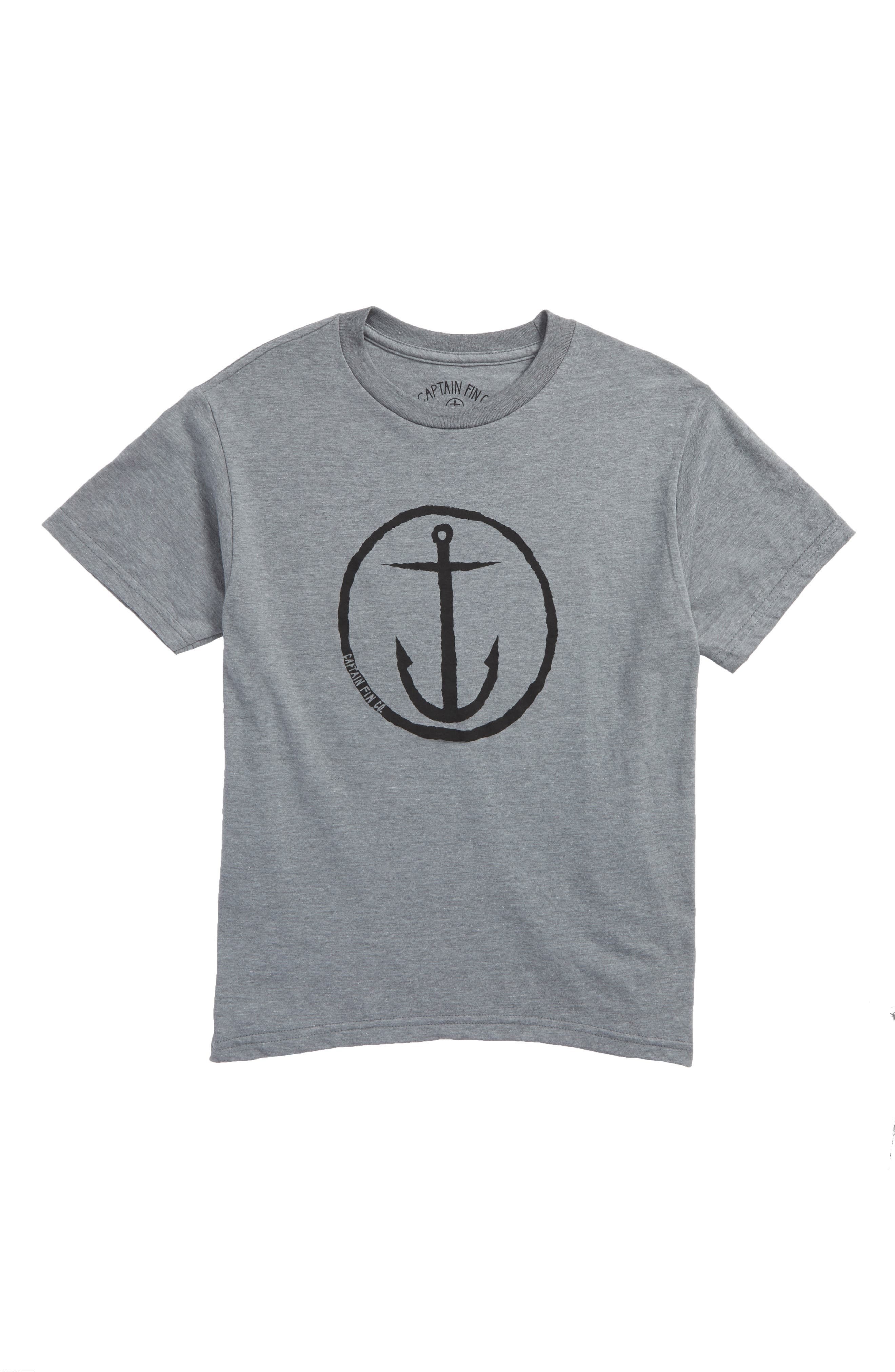 Original Anchor Graphic T-Shirt,                             Main thumbnail 1, color,