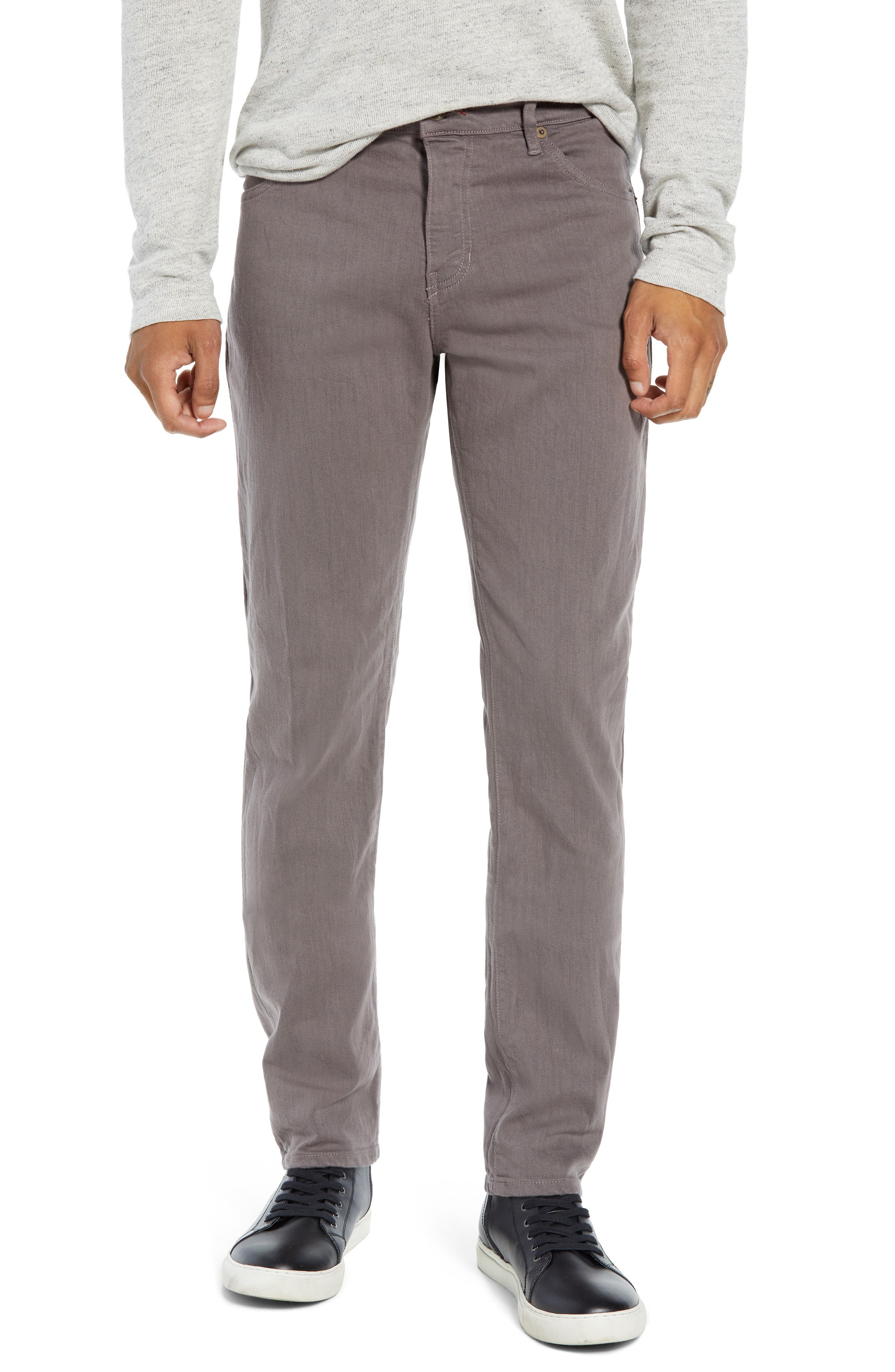 Martin Skinny Fit Jeans,                         Main,                         color, STAINLESS