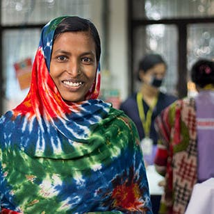 HERproject helps companies like Nordstrom bring financial planning, health education and other life tools to women working in global fashion factories.