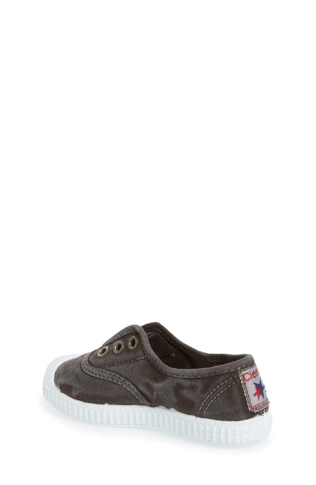 Laceless Slip-On Sneaker,                             Alternate thumbnail 12, color,