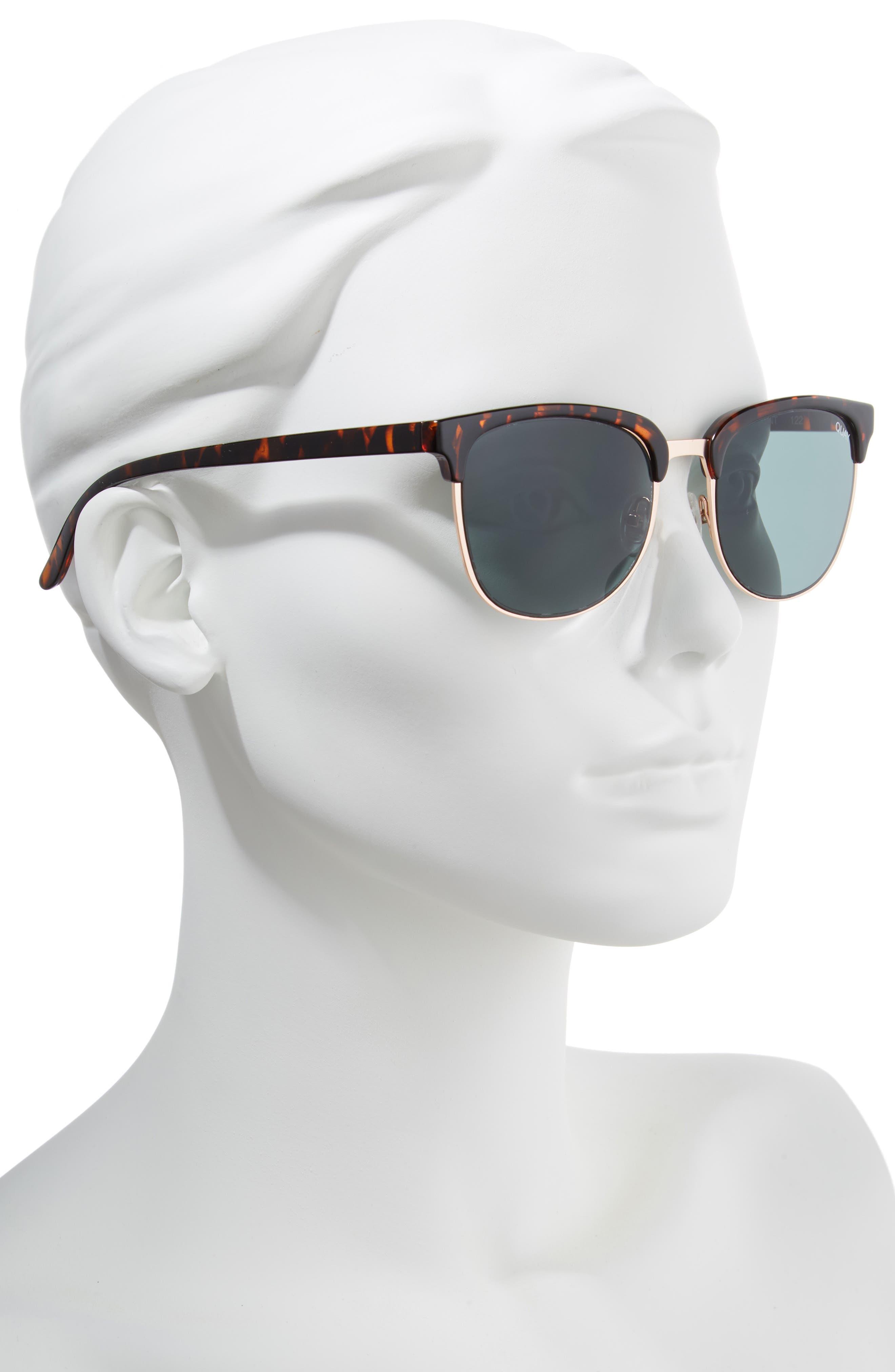 Flint 52mm Sunglasses,                             Alternate thumbnail 2, color,                             200