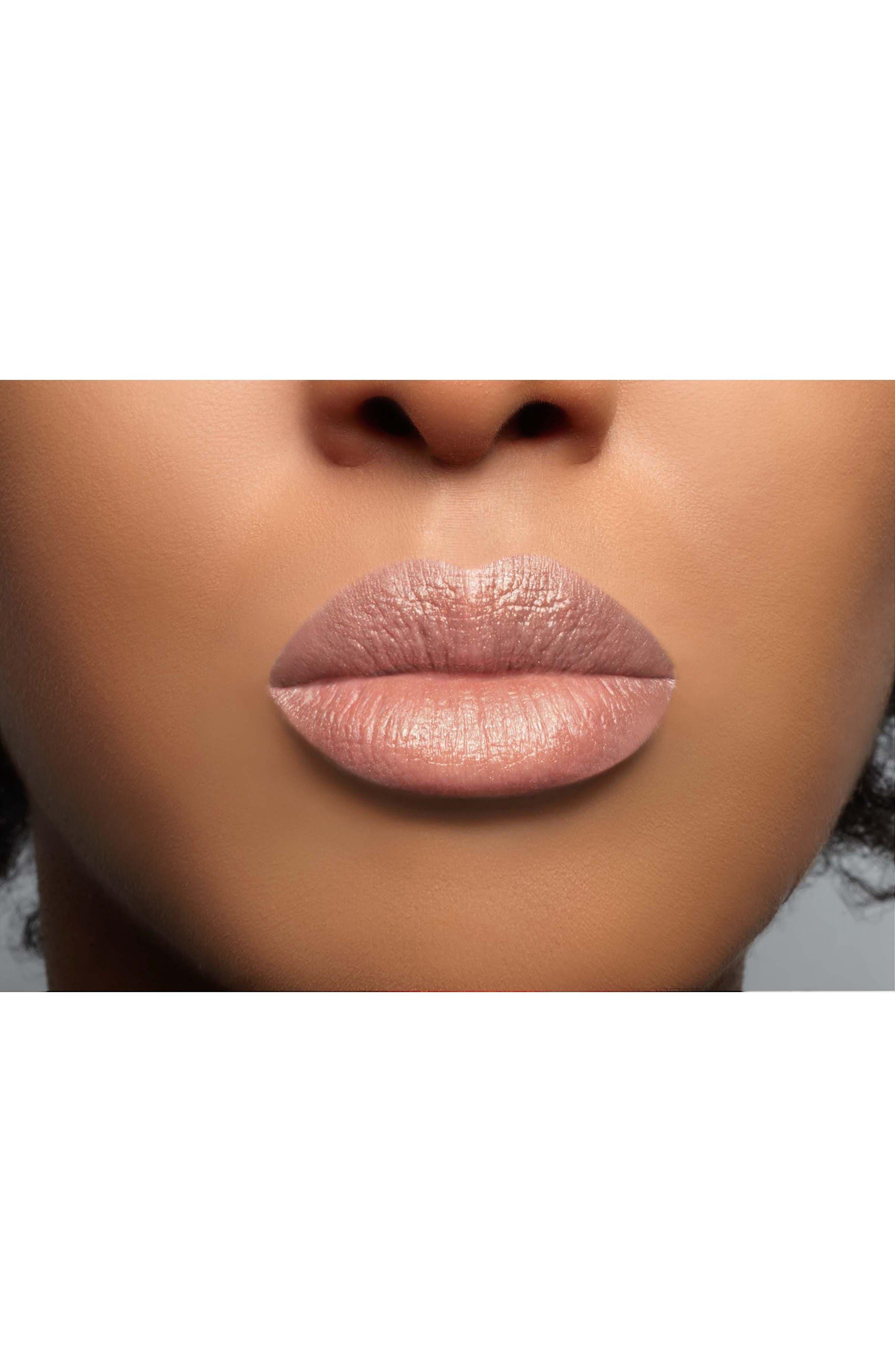 SPACE.NK.apothecary Lipstick Queen Ice Queen Lipstick,                             Alternate thumbnail 3, color,                             100
