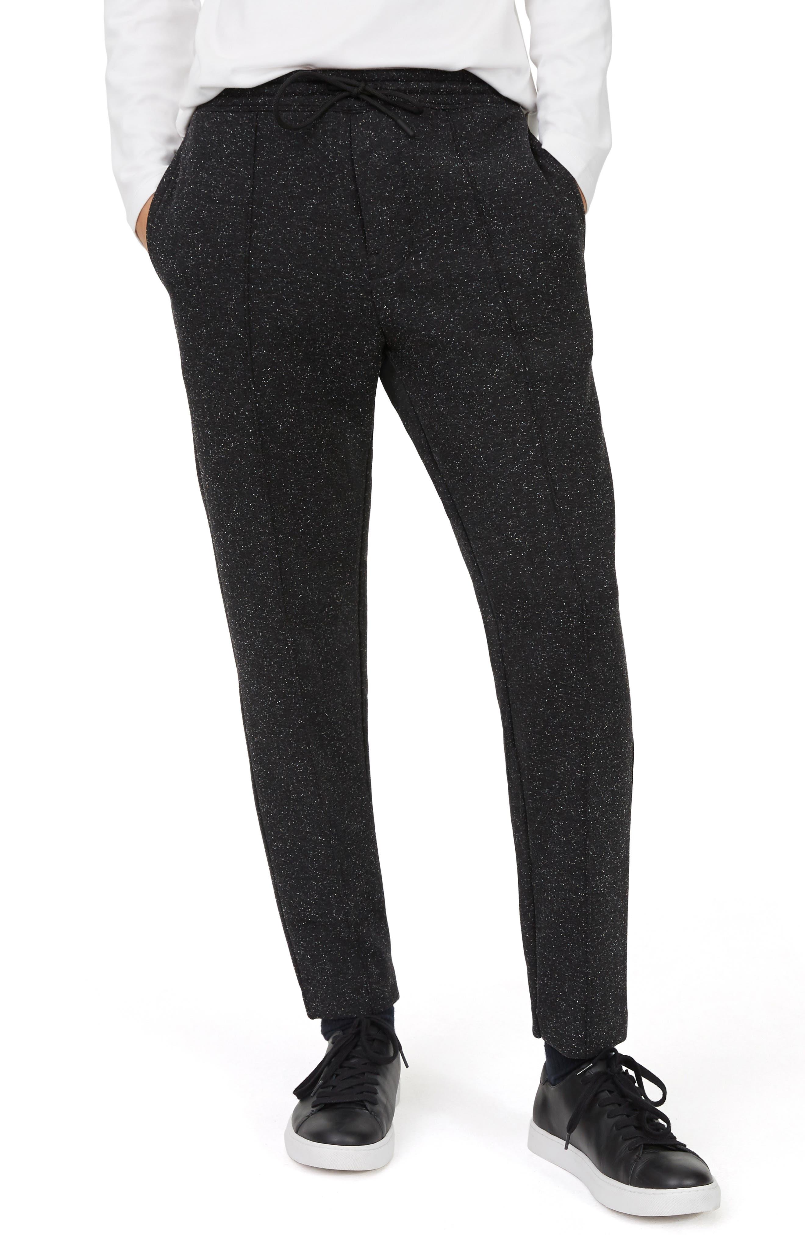 Trim Fit Jogger Pants, Main, color, 001