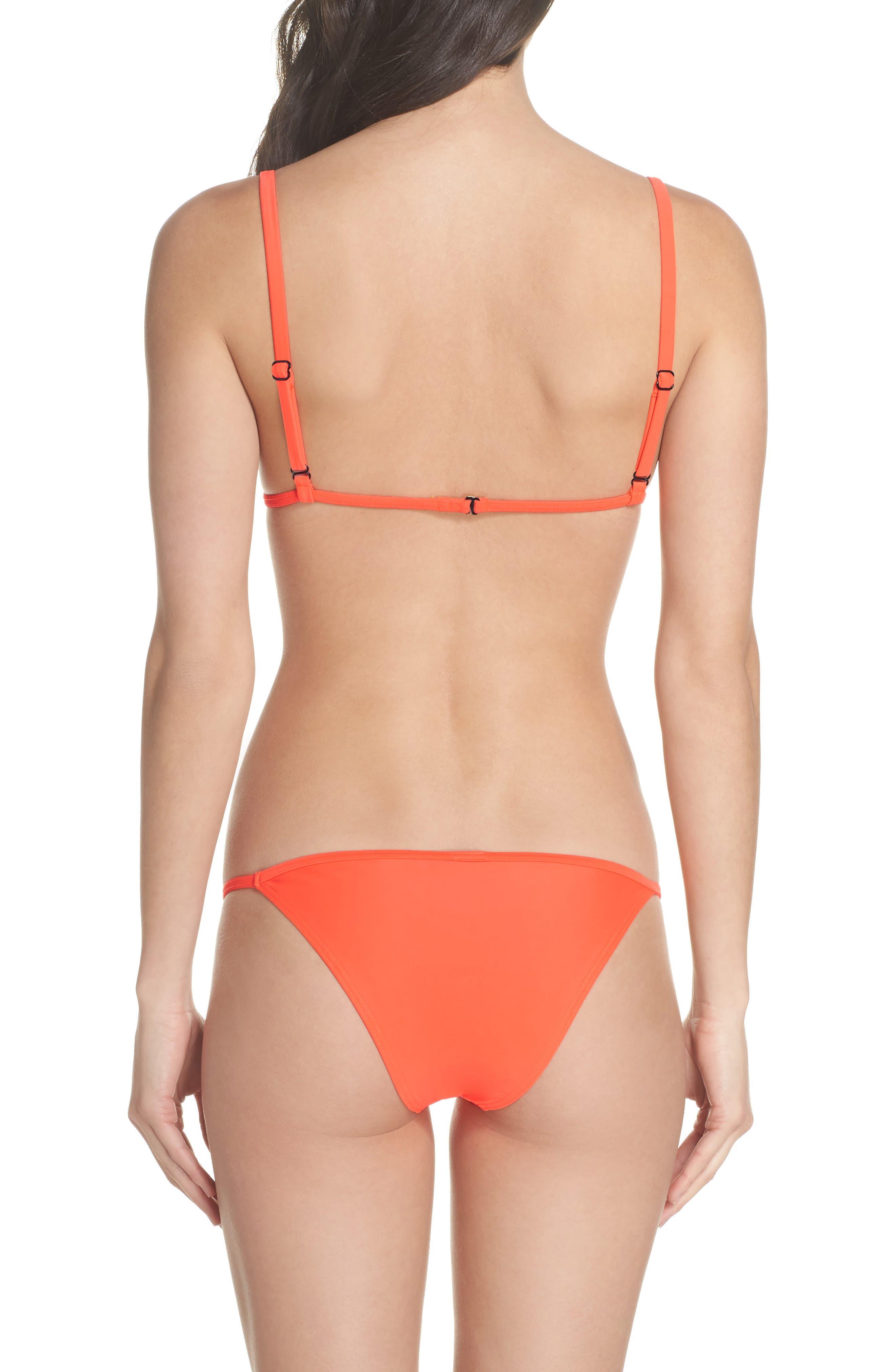 Skim Bikini Top,                             Alternate thumbnail 8, color,                             800