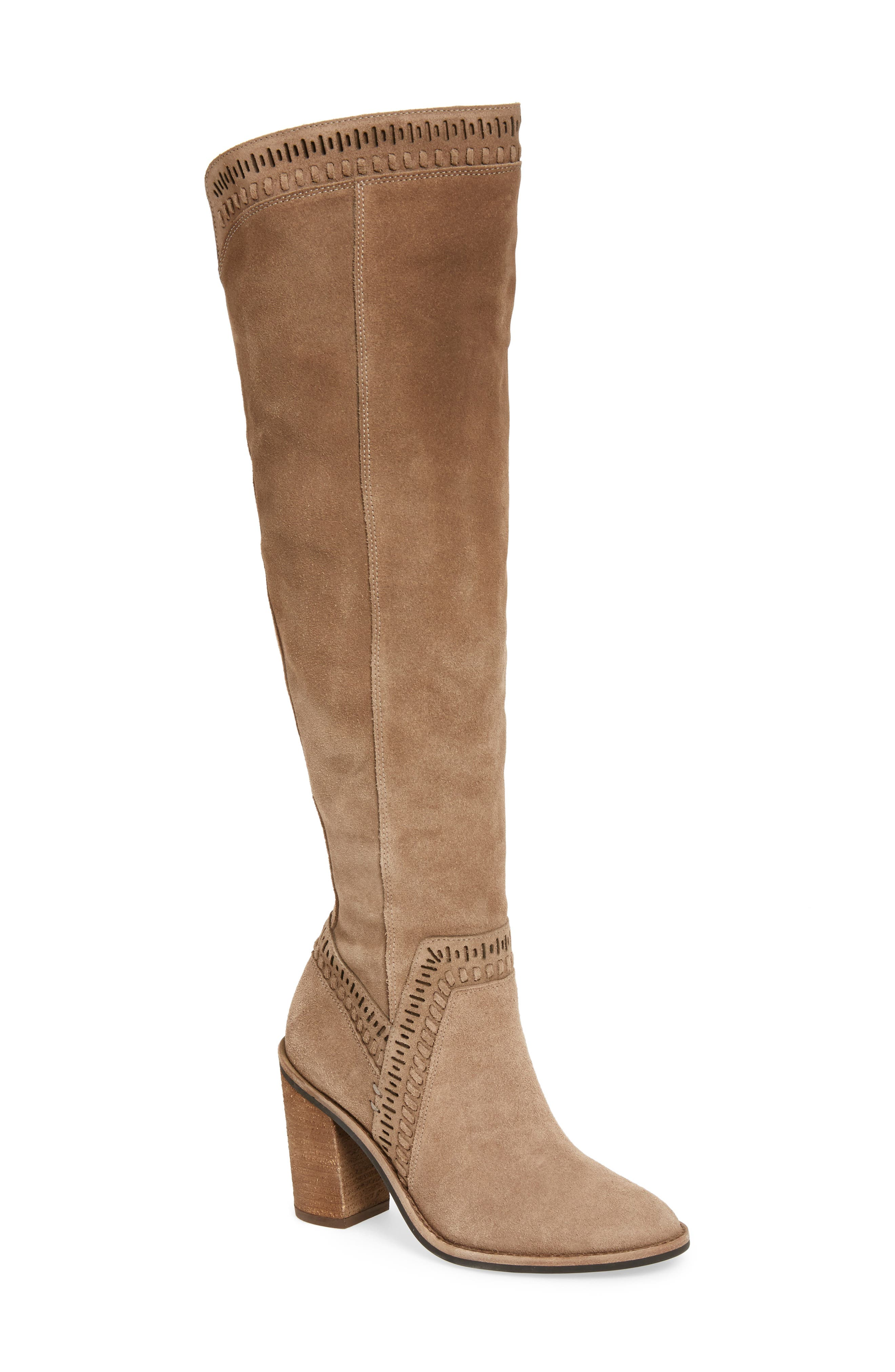 Madolee Over the Knee Boot,                             Main thumbnail 3, color,