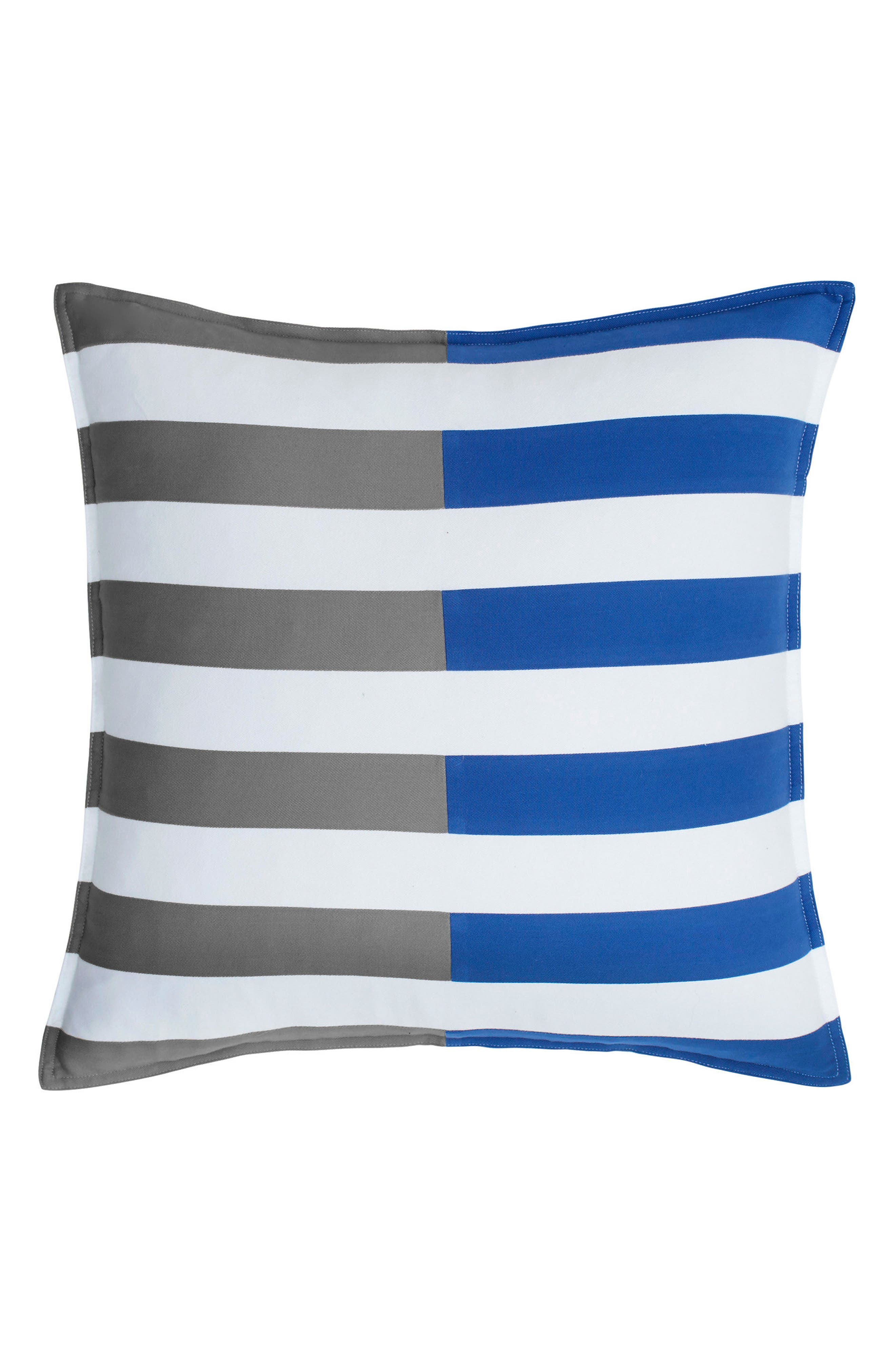 Skipjack Chino Pieced Accent Pillow,                             Main thumbnail 1, color,                             020