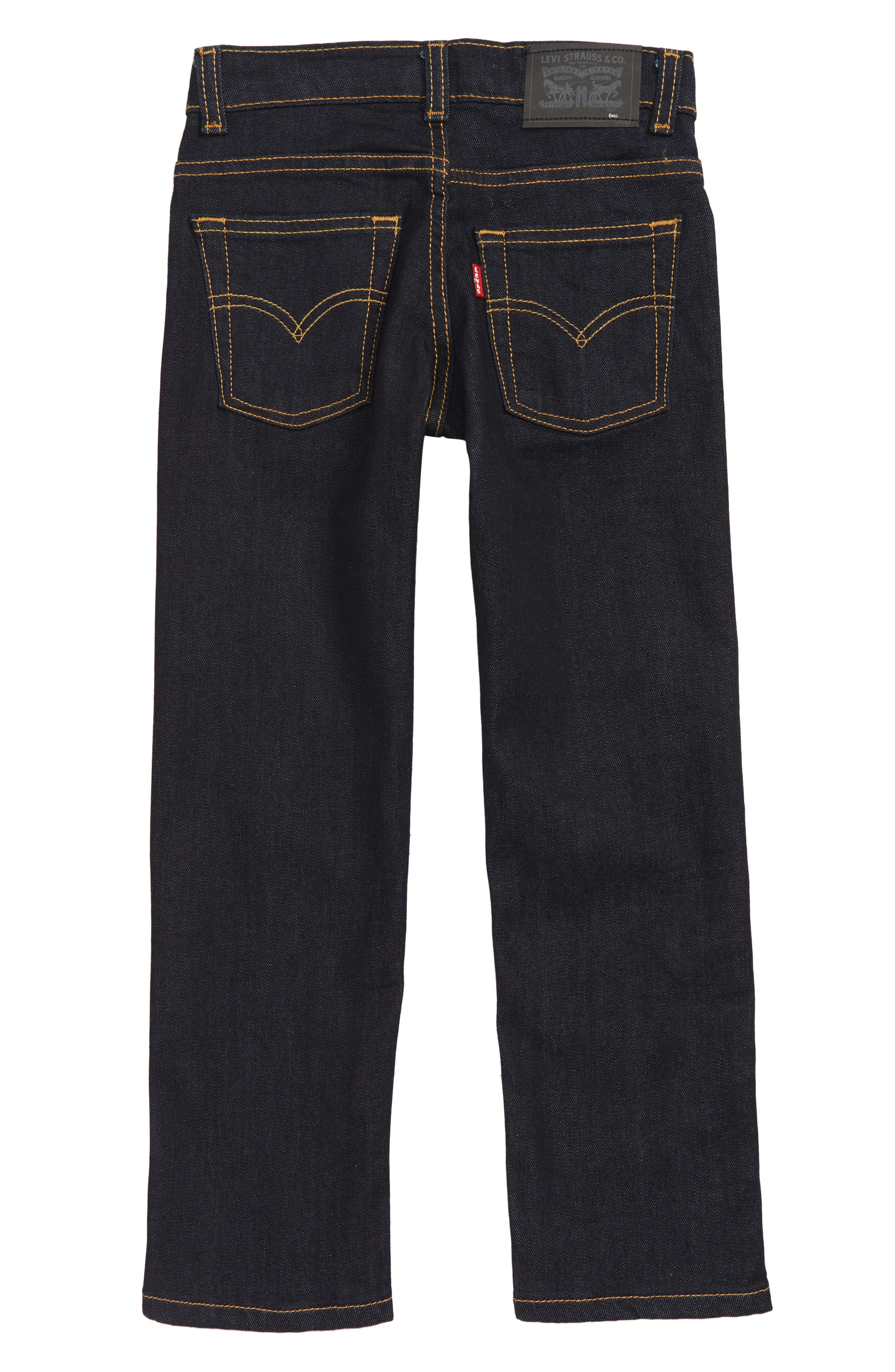 511<sup>™</sup> Knit Slim Leg Jeans,                             Alternate thumbnail 2, color,                             EARLY NAVY