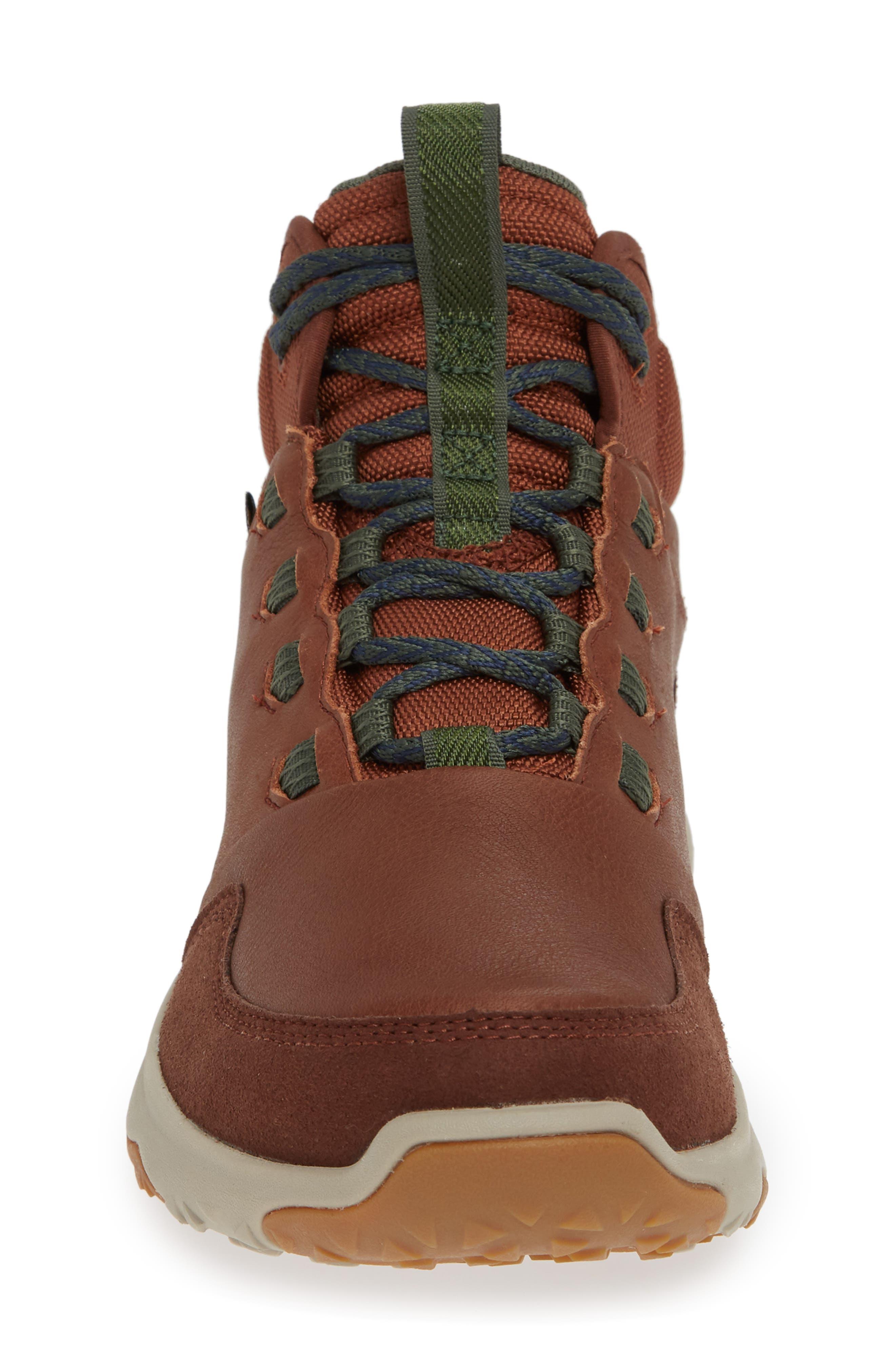 Arrowood 2 Mid Waterproof Sneaker Boot,                             Alternate thumbnail 4, color,                             242